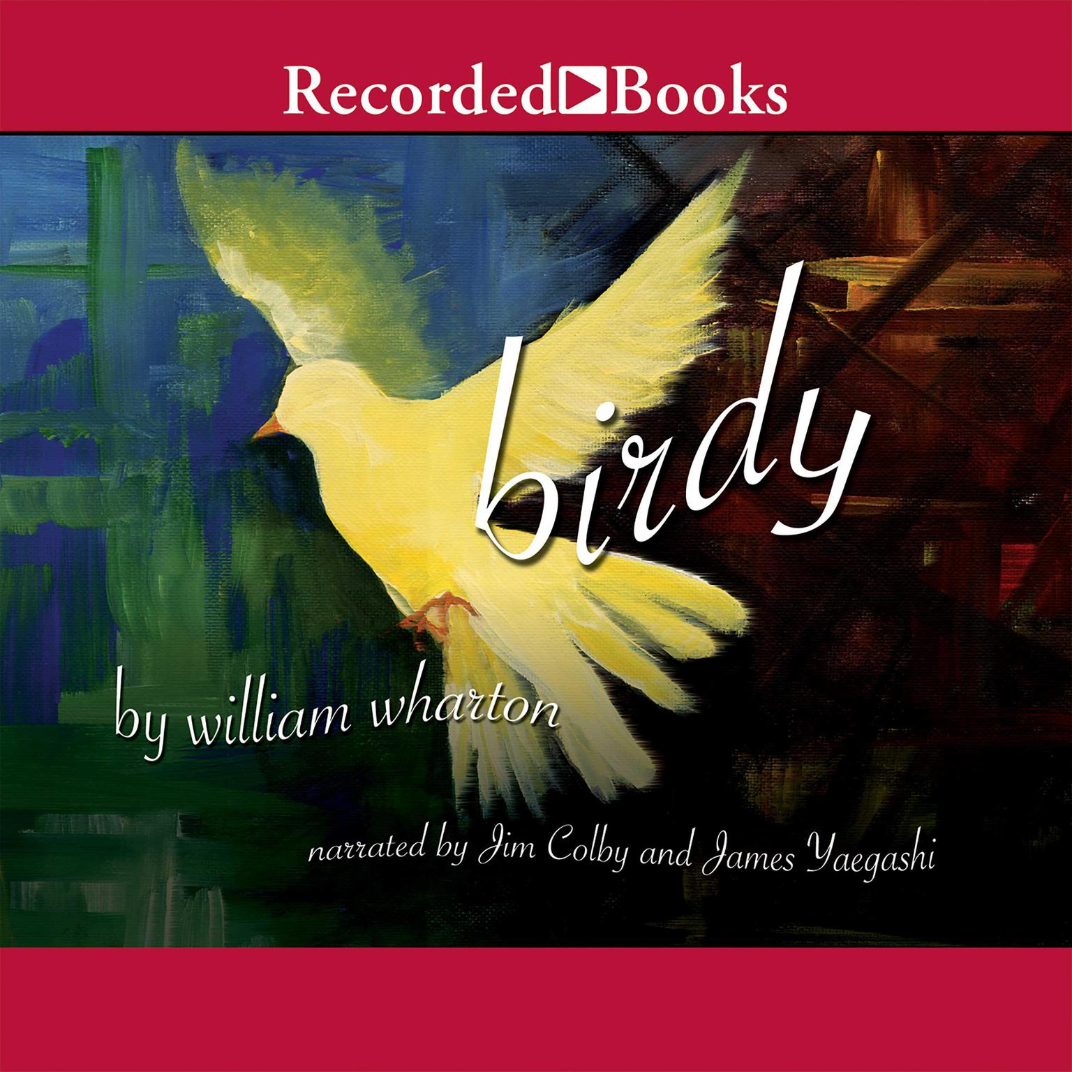 Printable Birdy Audiobook Cover Art