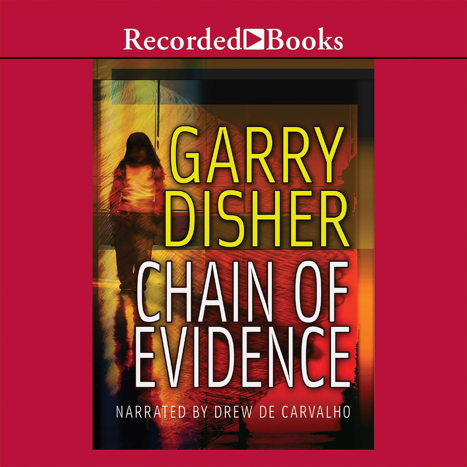 Printable Chain of Evidence Audiobook Cover Art