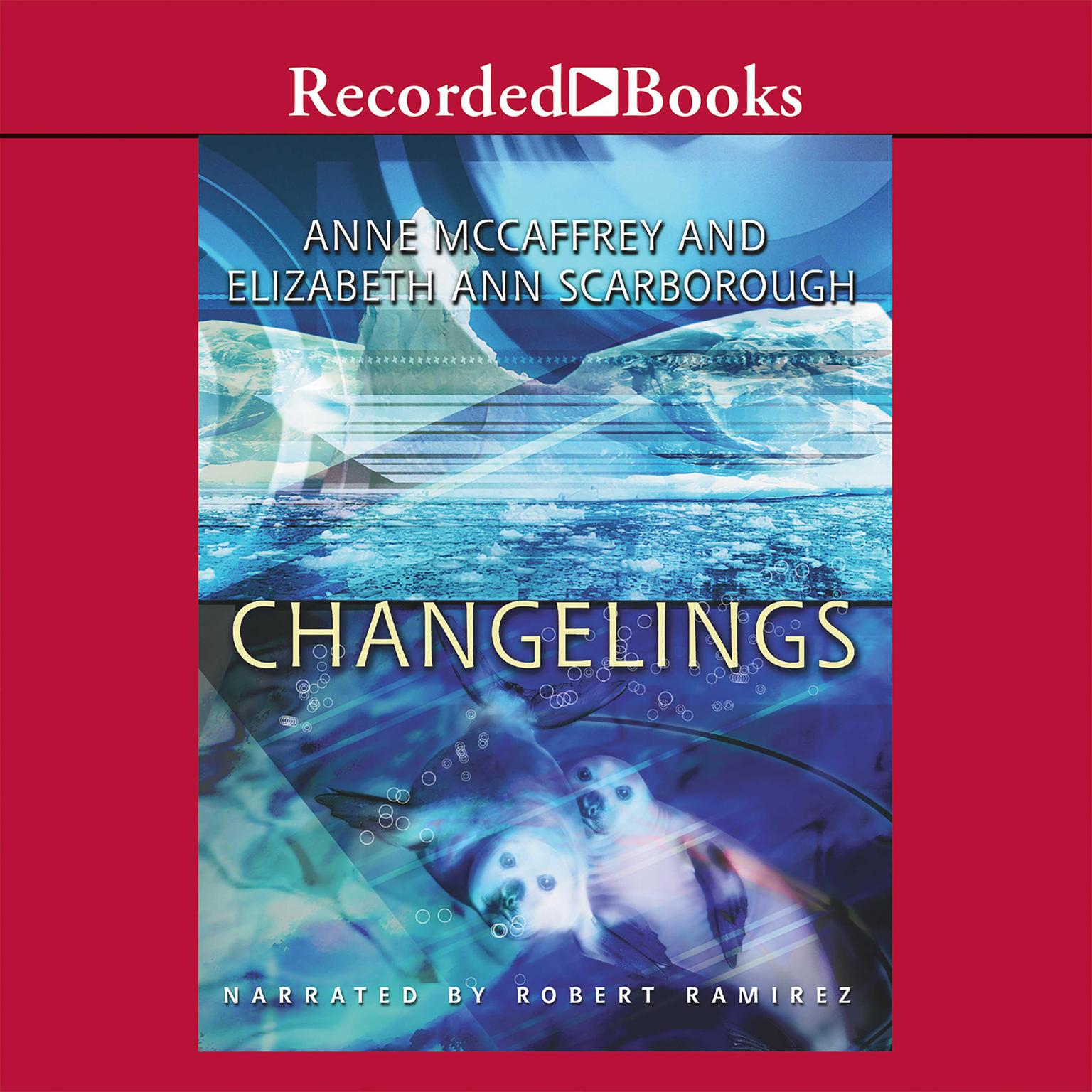 Printable Changelings Audiobook Cover Art