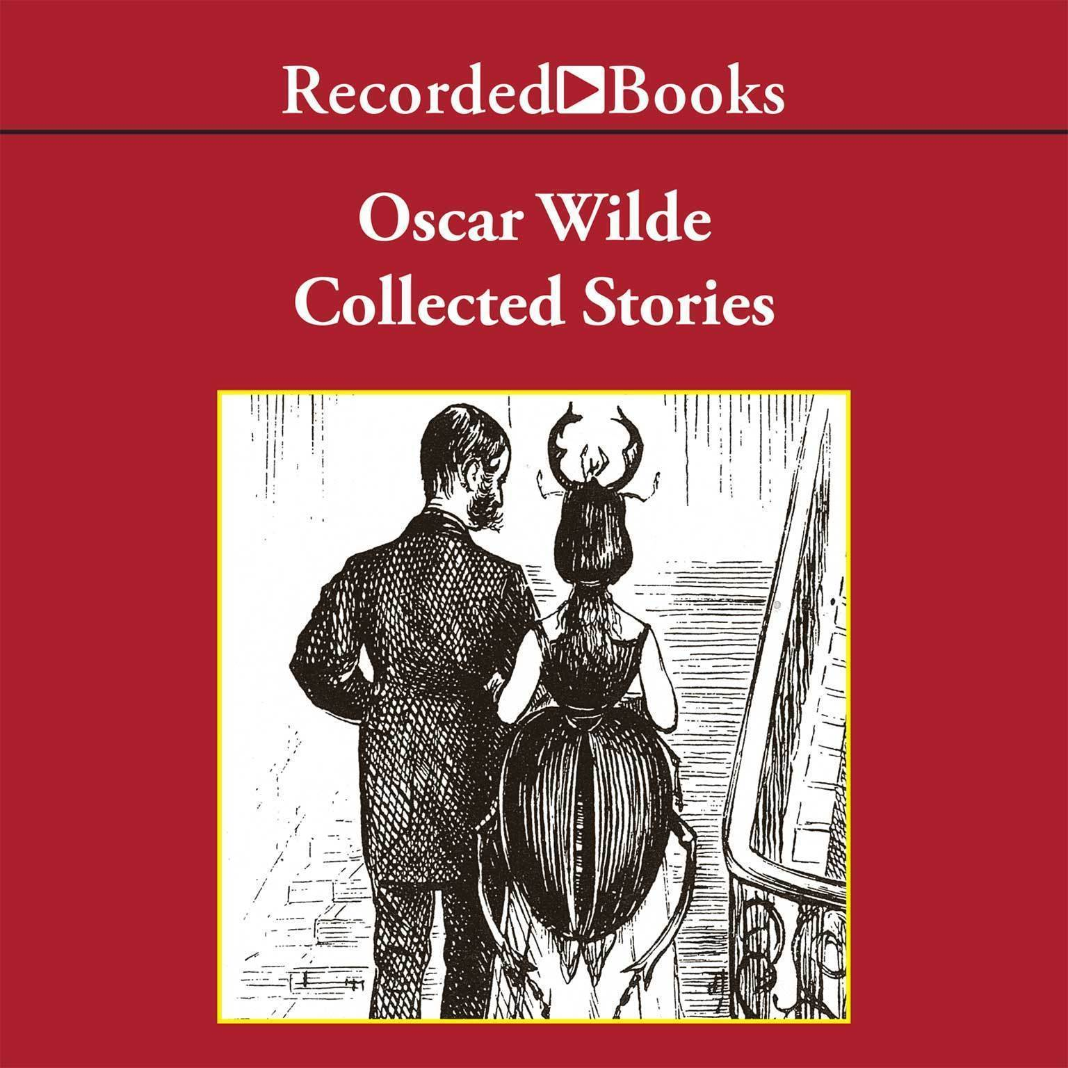 Printable Oscar Wilde: Collected Stories Audiobook Cover Art