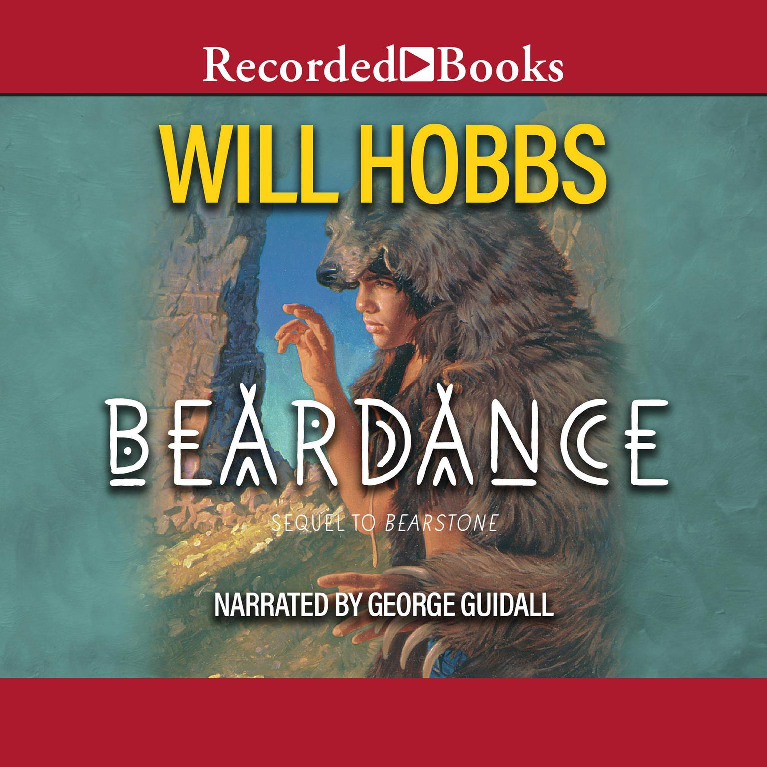 Printable Beardance Audiobook Cover Art