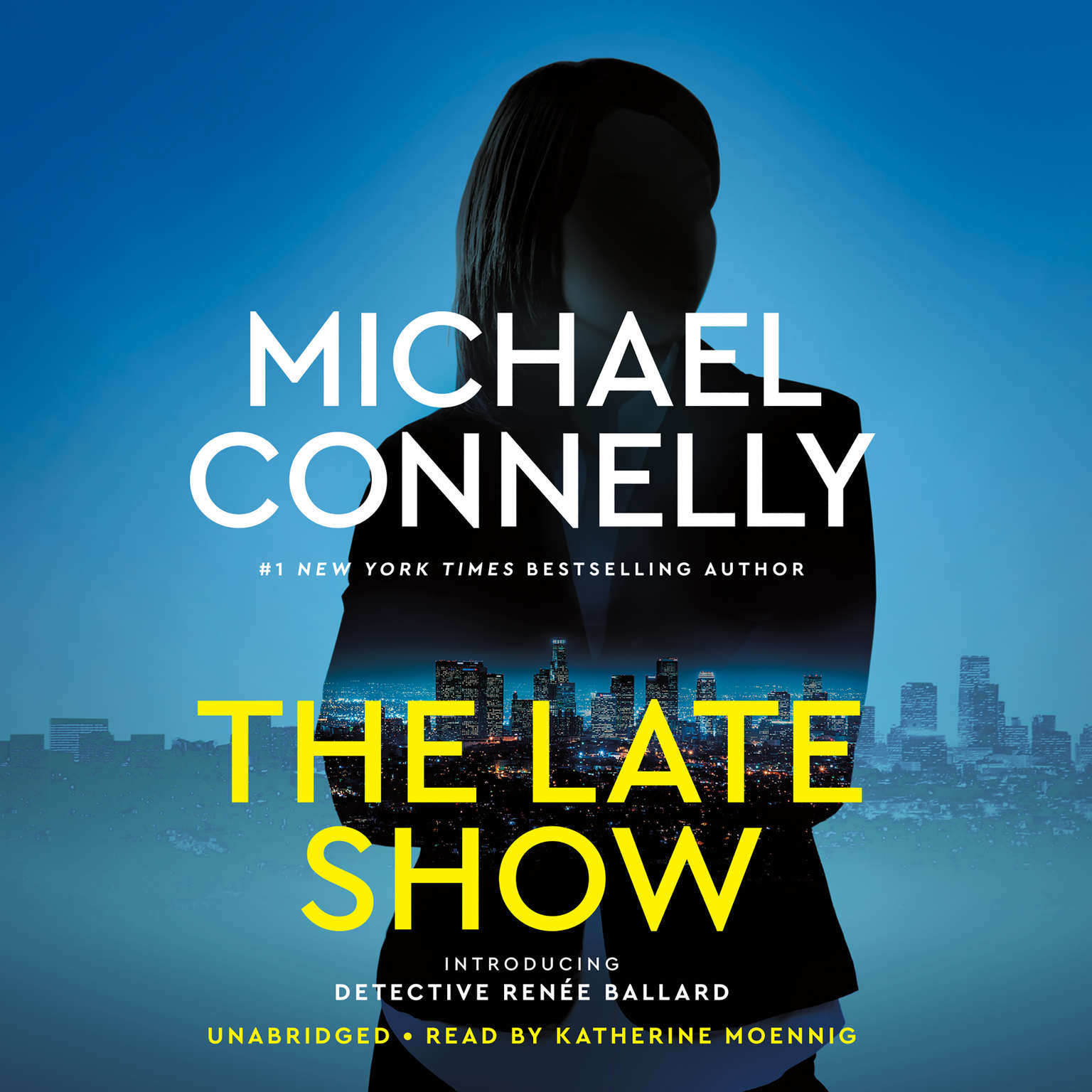 The Late Show Audiobook, by Michael Connelly