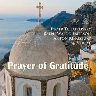 Prayer of Gratitude Audiobook, by Ralph Waldo Emerson