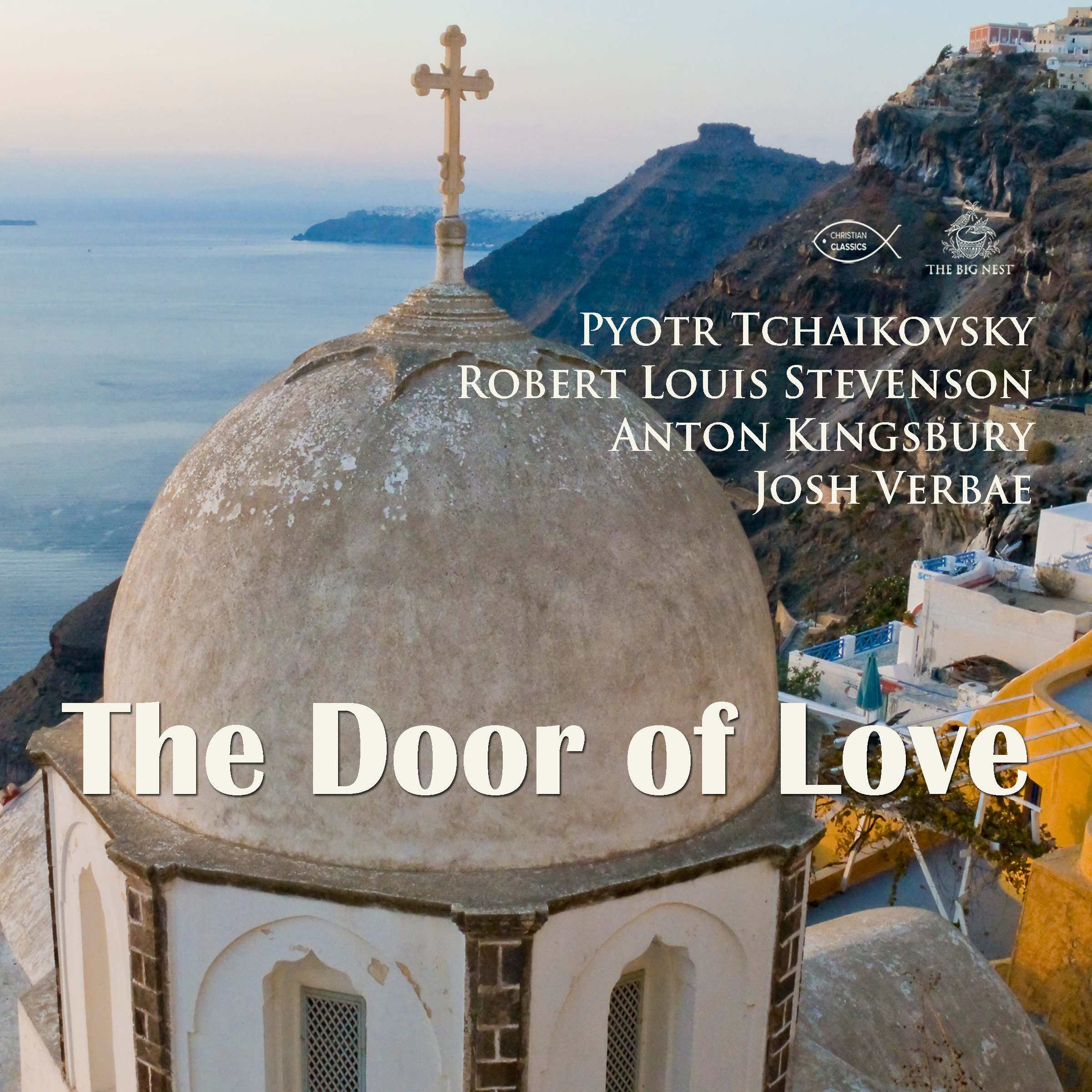 Printable The Door of Love Audiobook Cover Art