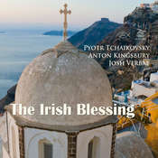 The Irish Blessing Audiobook, by Anton Kingsbury, Pyotr Tchaikovsky