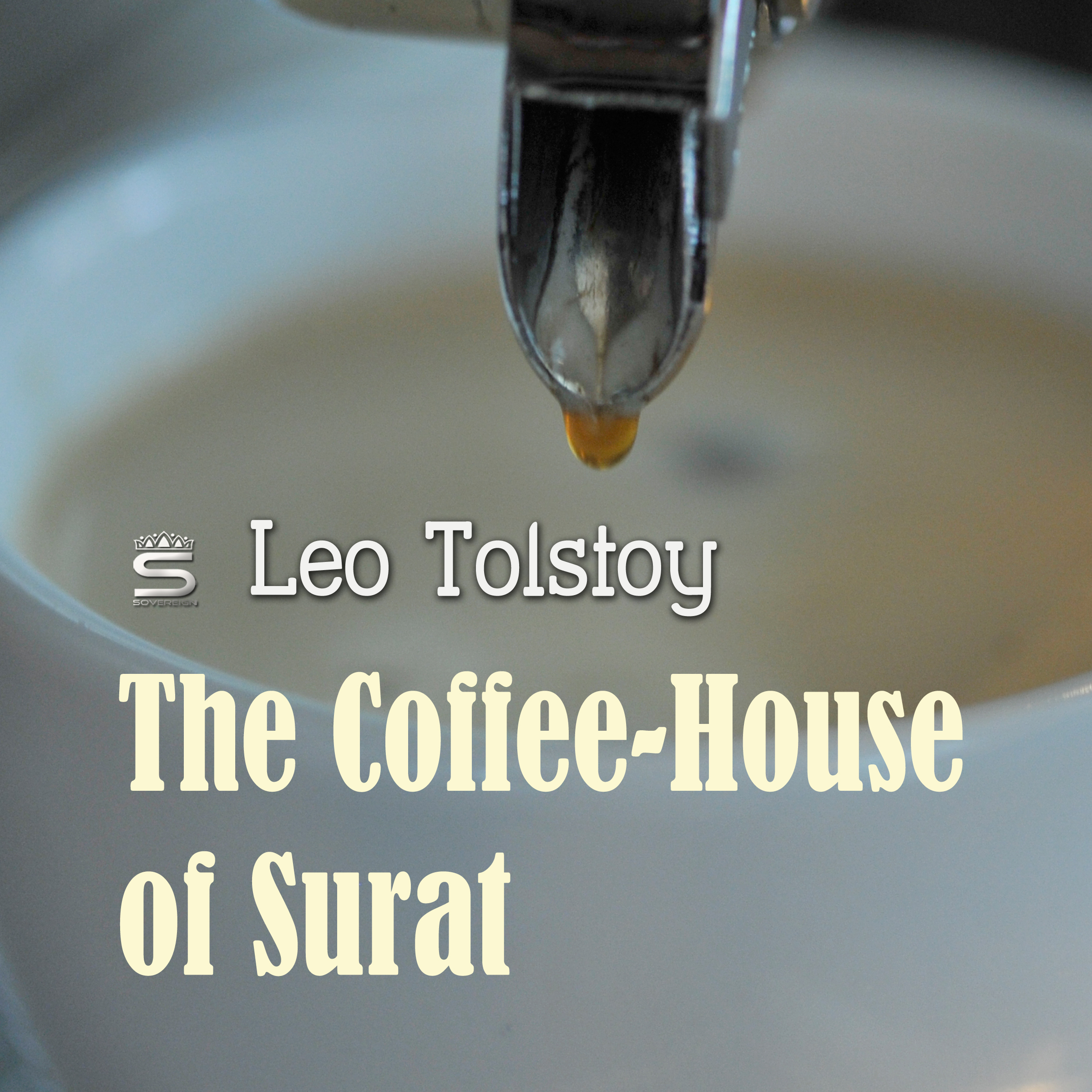 Printable The Coffee-House of Surat Audiobook Cover Art