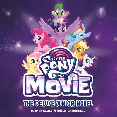 My Little Pony: The Movie: The Junior Novel Audiobook, by G. M. Berrow