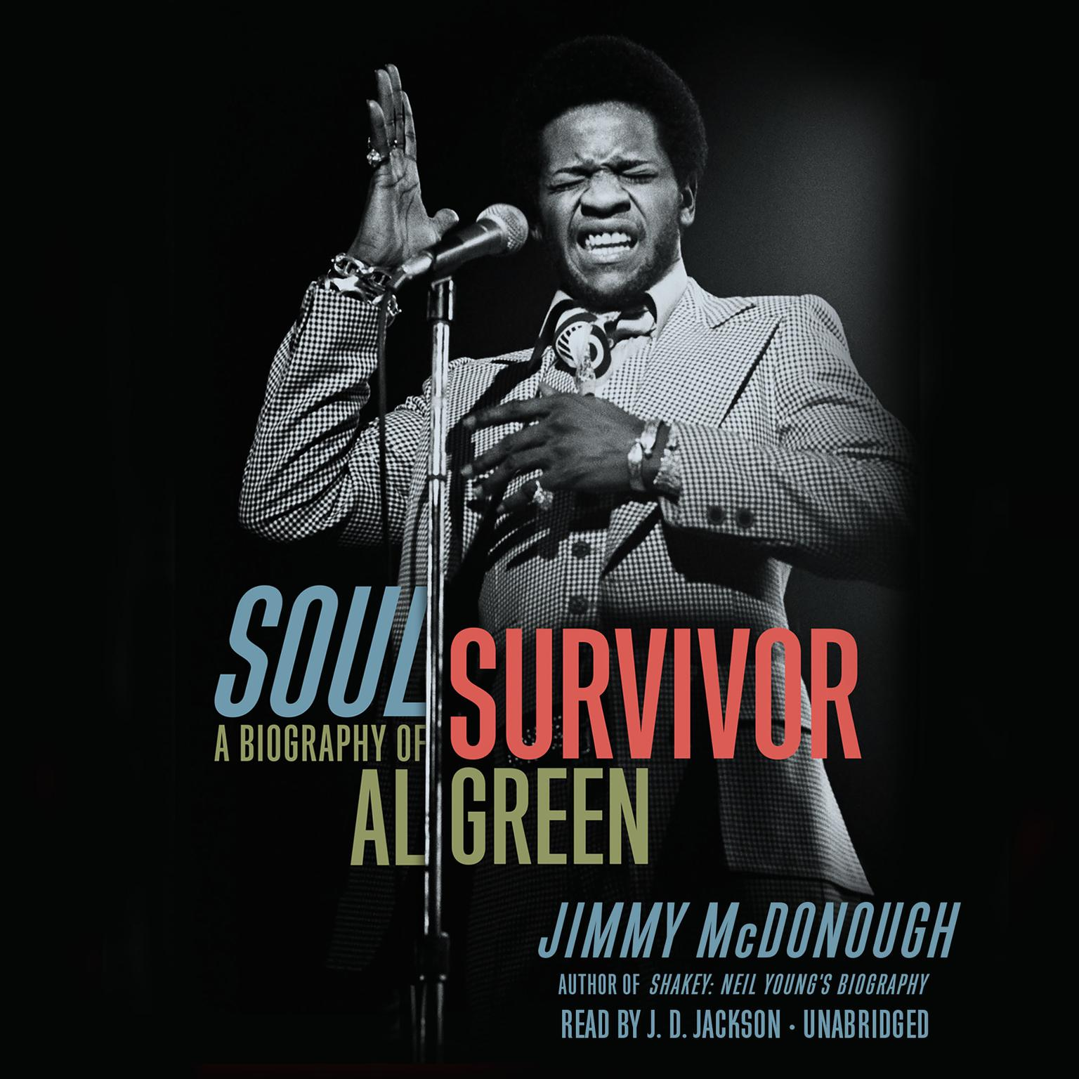 Printable Soul Survivor: A Biography of Al Green Audiobook Cover Art