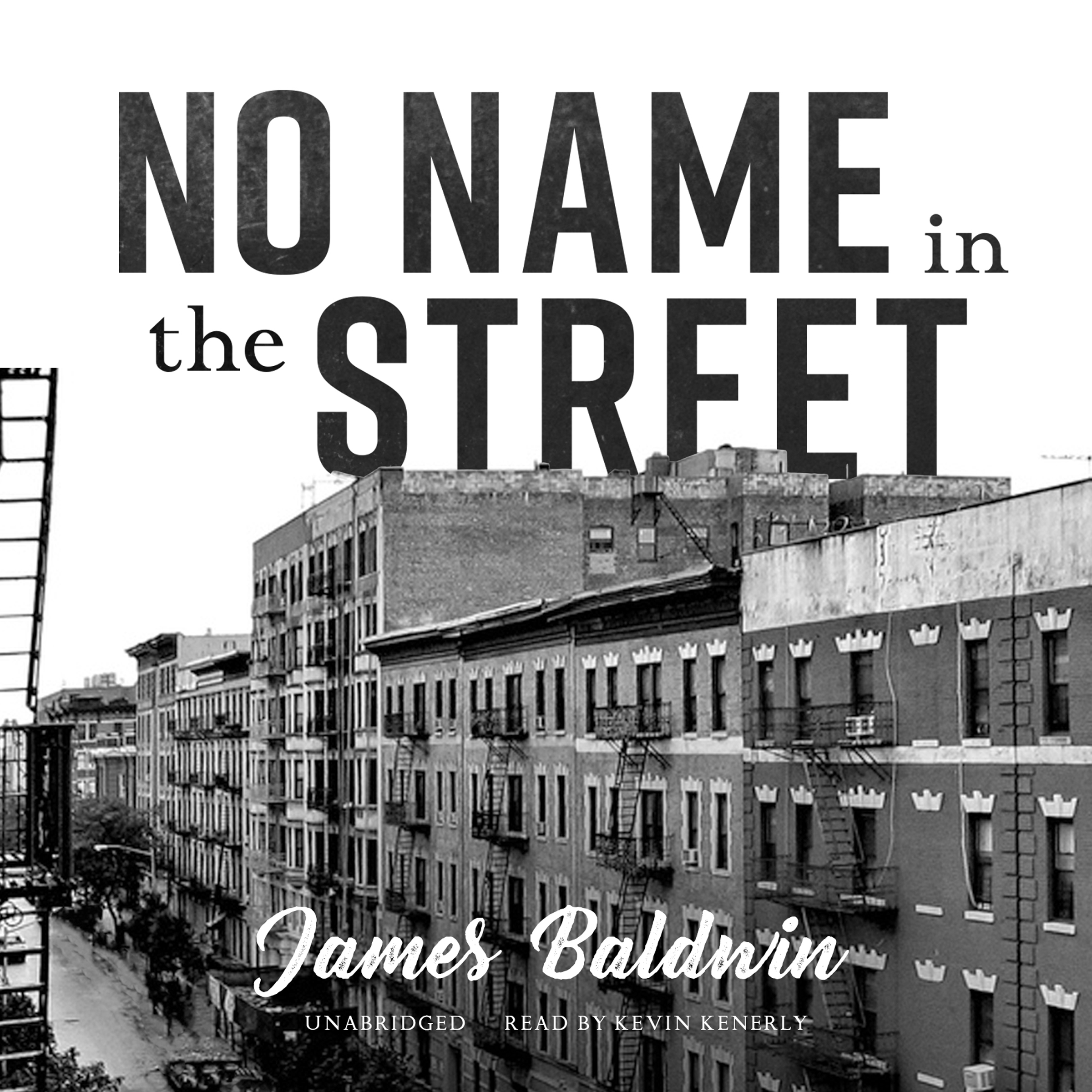 Printable No Name in the Street Audiobook Cover Art
