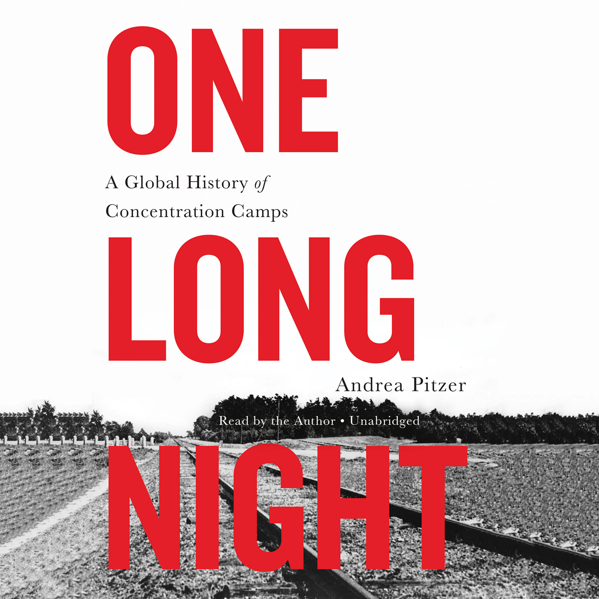 Printable One Long Night: A Global History of Concentration Camps Audiobook Cover Art