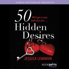 50 Hidden Desires Audiobook, by Jessica Lemmon