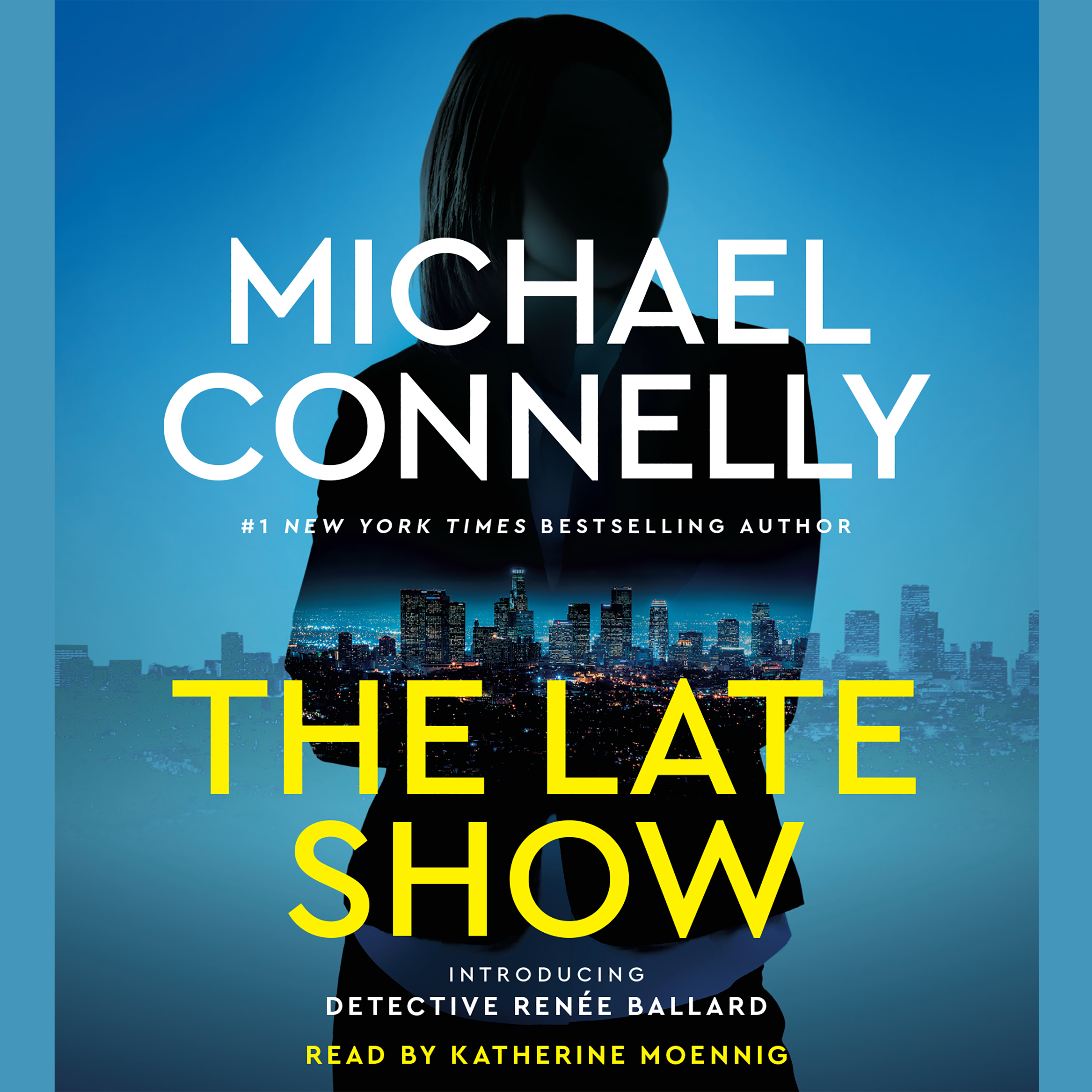 Printable The Late Show Audiobook Cover Art