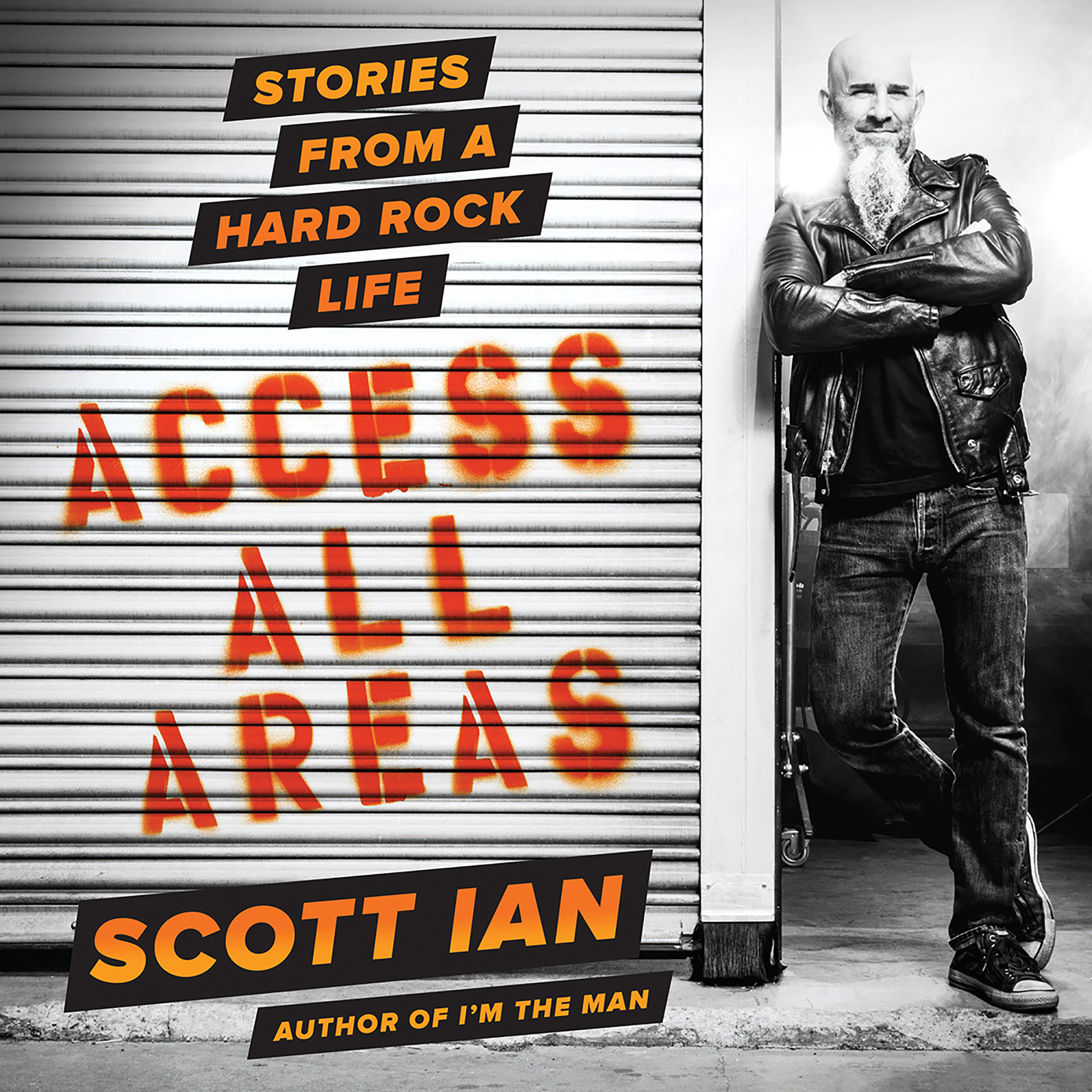 Printable Access All Areas: Stories from a Hard Rock Life Audiobook Cover Art