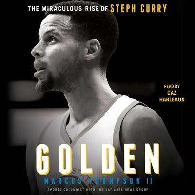 Golden Audiobook, by Marcus Thompson