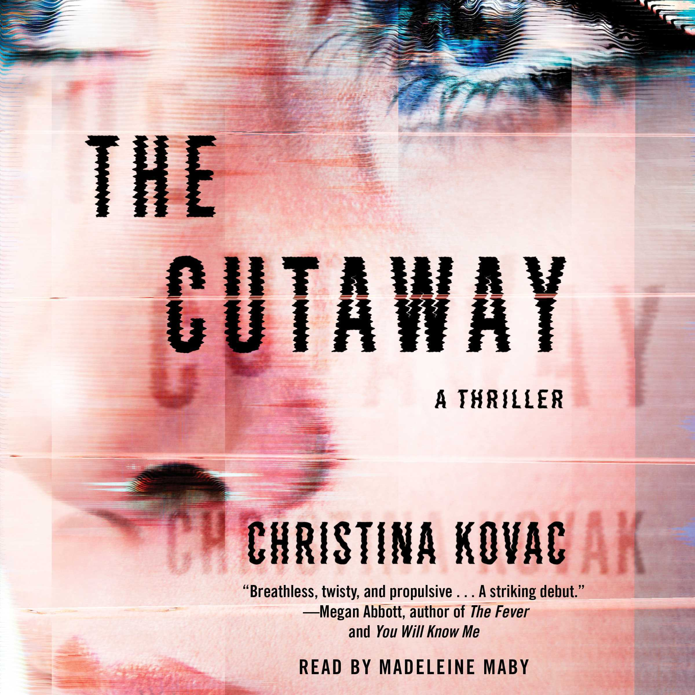 Printable The Cutaway: A Novel Audiobook Cover Art