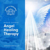 Angel Healing Therapy Audiobook, by Centre of Excellence