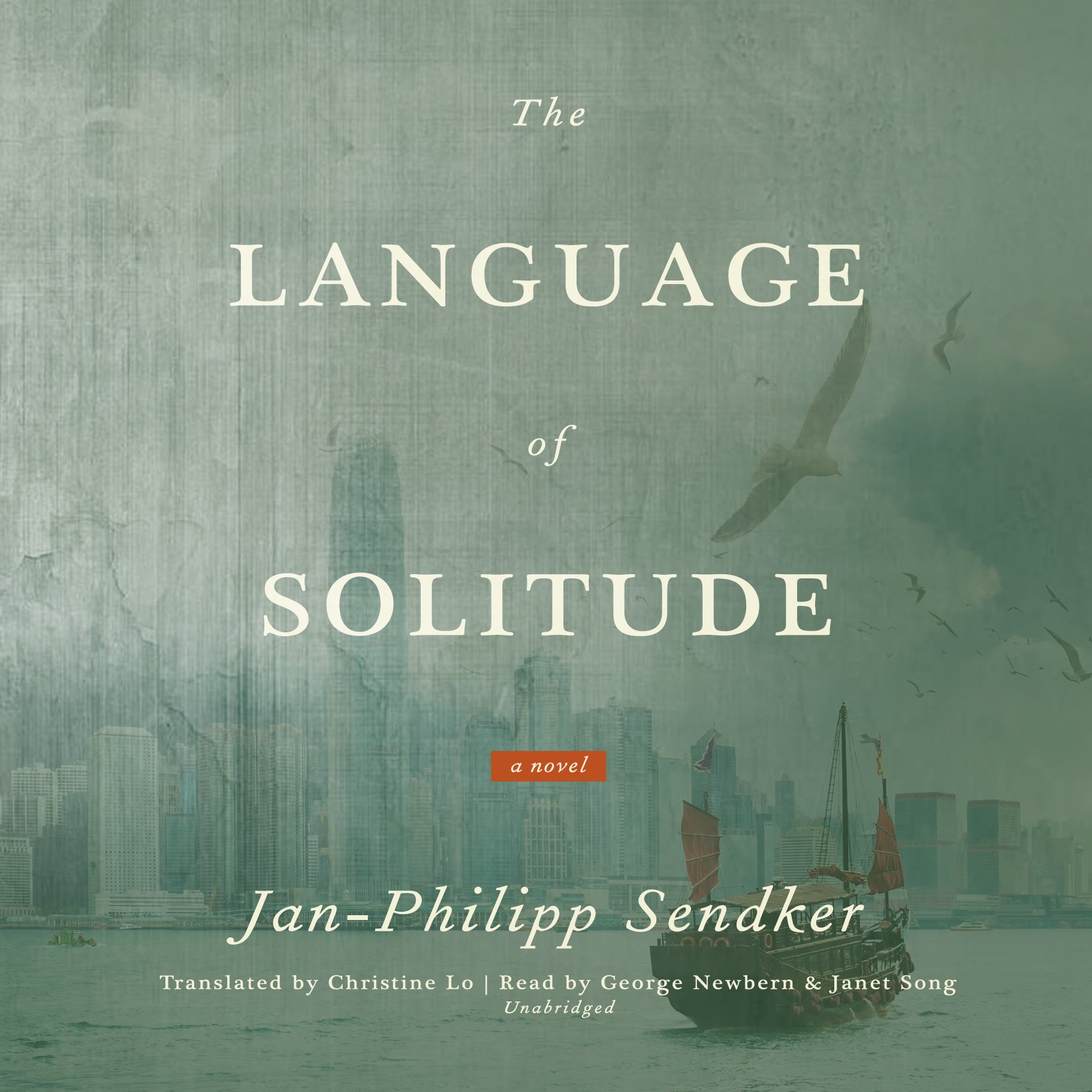 Printable The Language of Solitude: A Novel Audiobook Cover Art