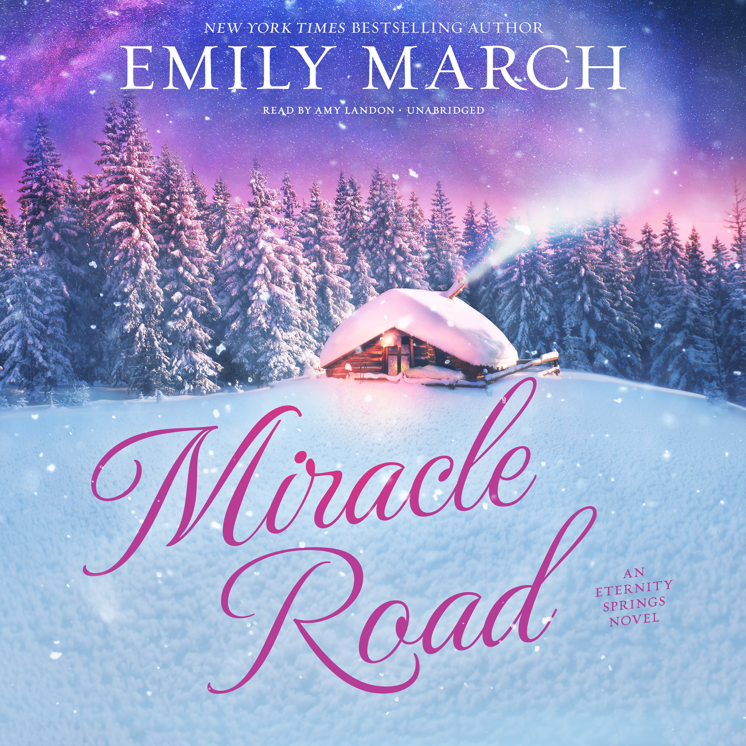 Printable Miracle Road: An Eternity Springs Novel Audiobook Cover Art