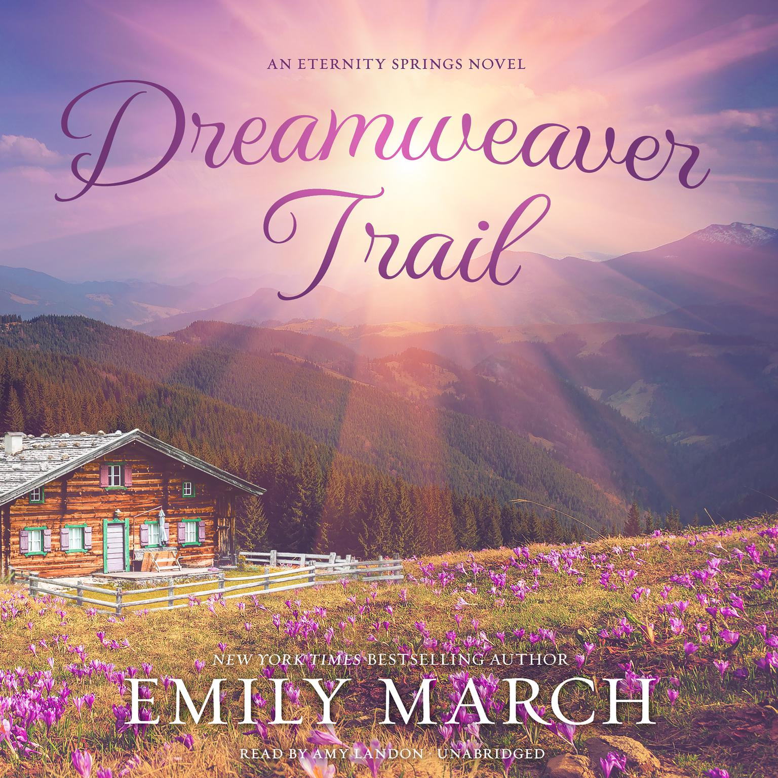 Printable Dreamweaver Trail: An Eternity Springs Novel Audiobook Cover Art