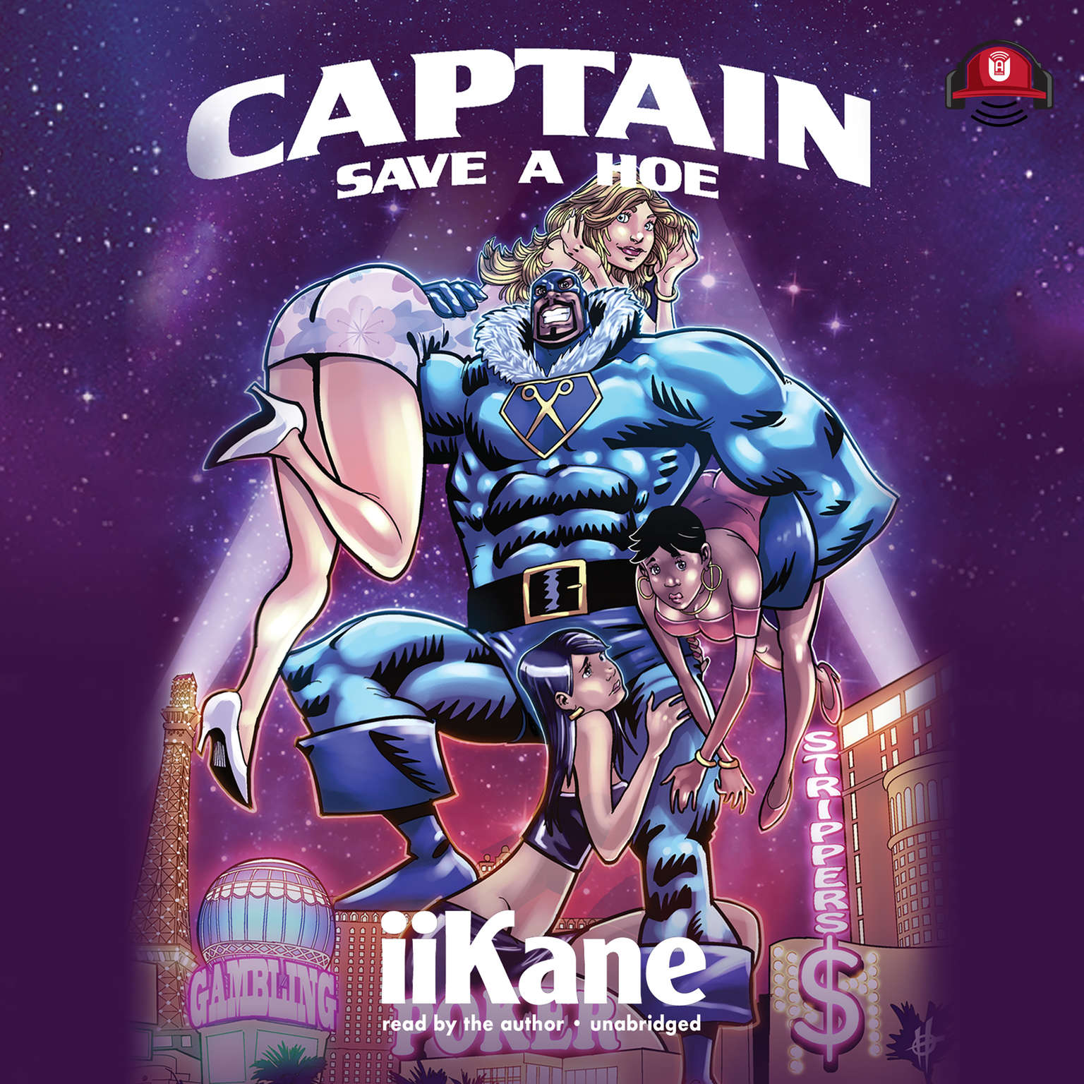 Captain Save a Hoe Audiobook, by iiKane