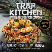 Trap Kitchen Audiobook, by Kathy  Iandoli, Malachi Jankins, Roberto Smith