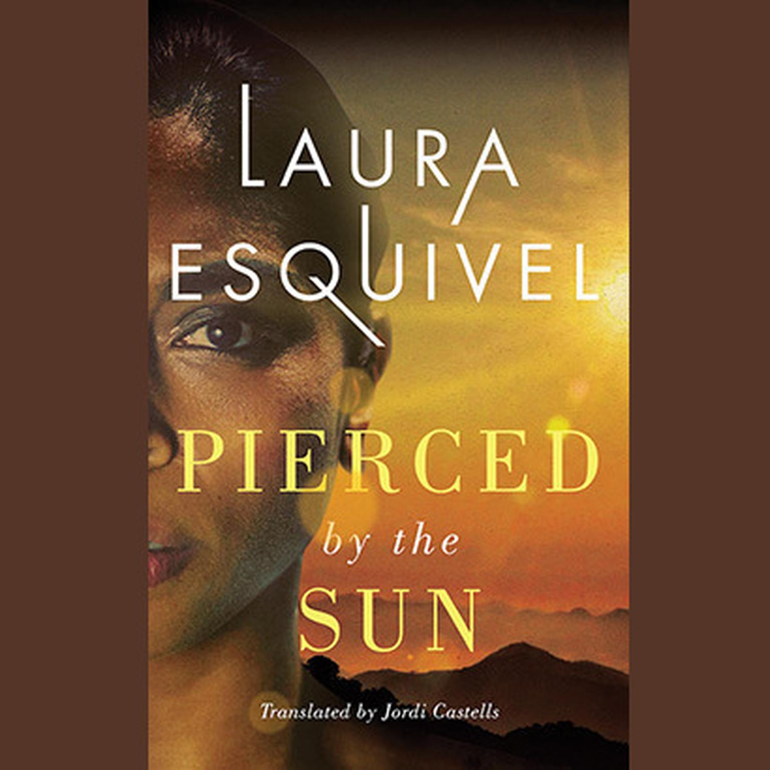 Printable Pierced by the Sun Audiobook Cover Art
