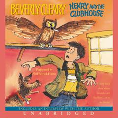 Henry and the Clubhouse Audiobook, by Beverly Cleary