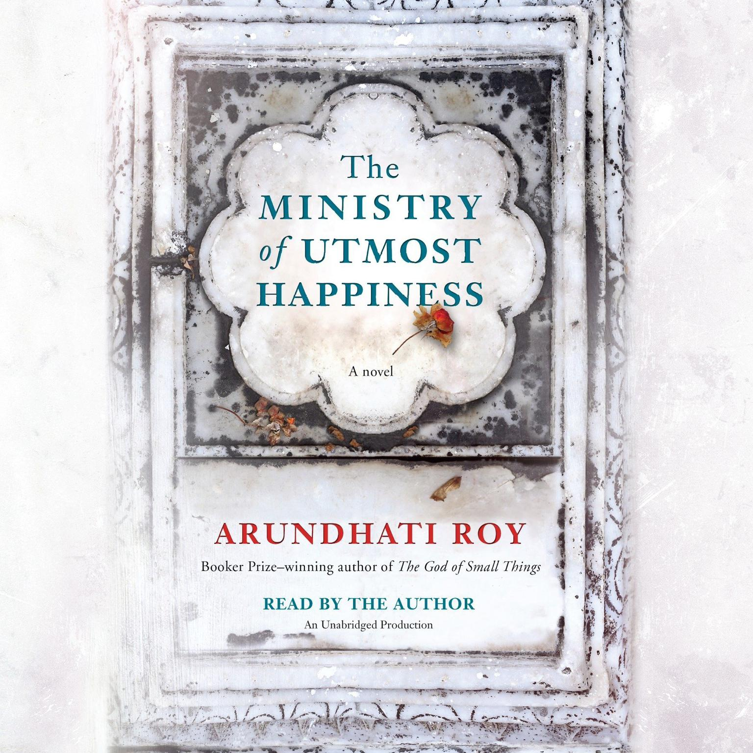 Printable The Ministry of Utmost Happiness: A novel Audiobook Cover Art