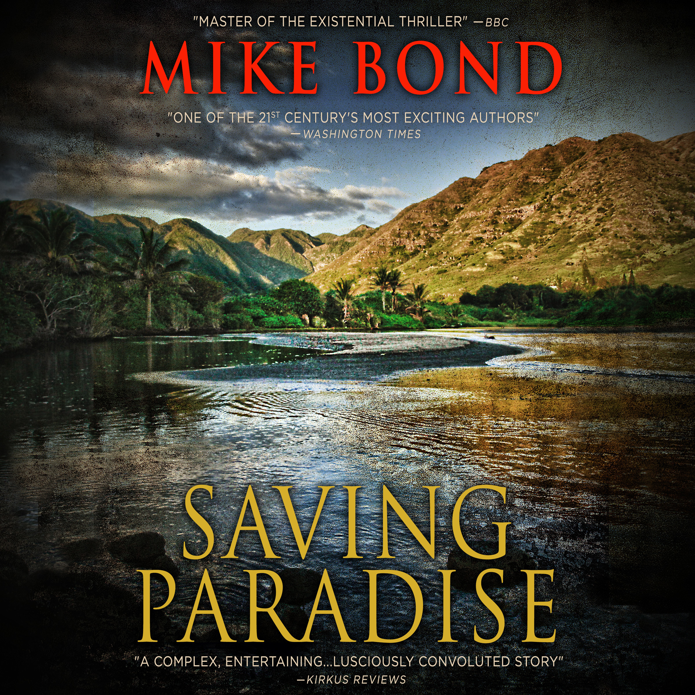 Printable Saving Paradise Audiobook Cover Art