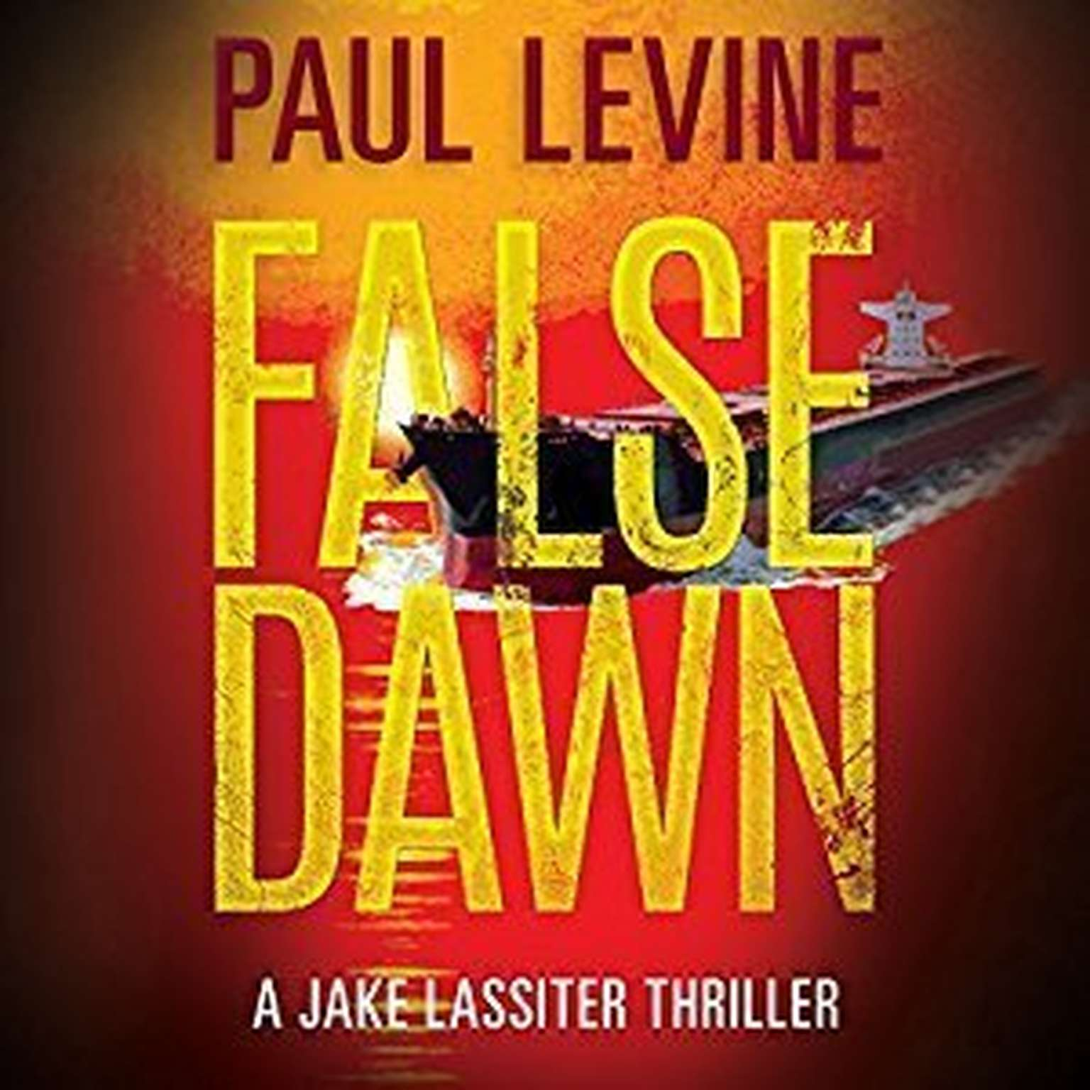 Printable False Dawn Audiobook Cover Art