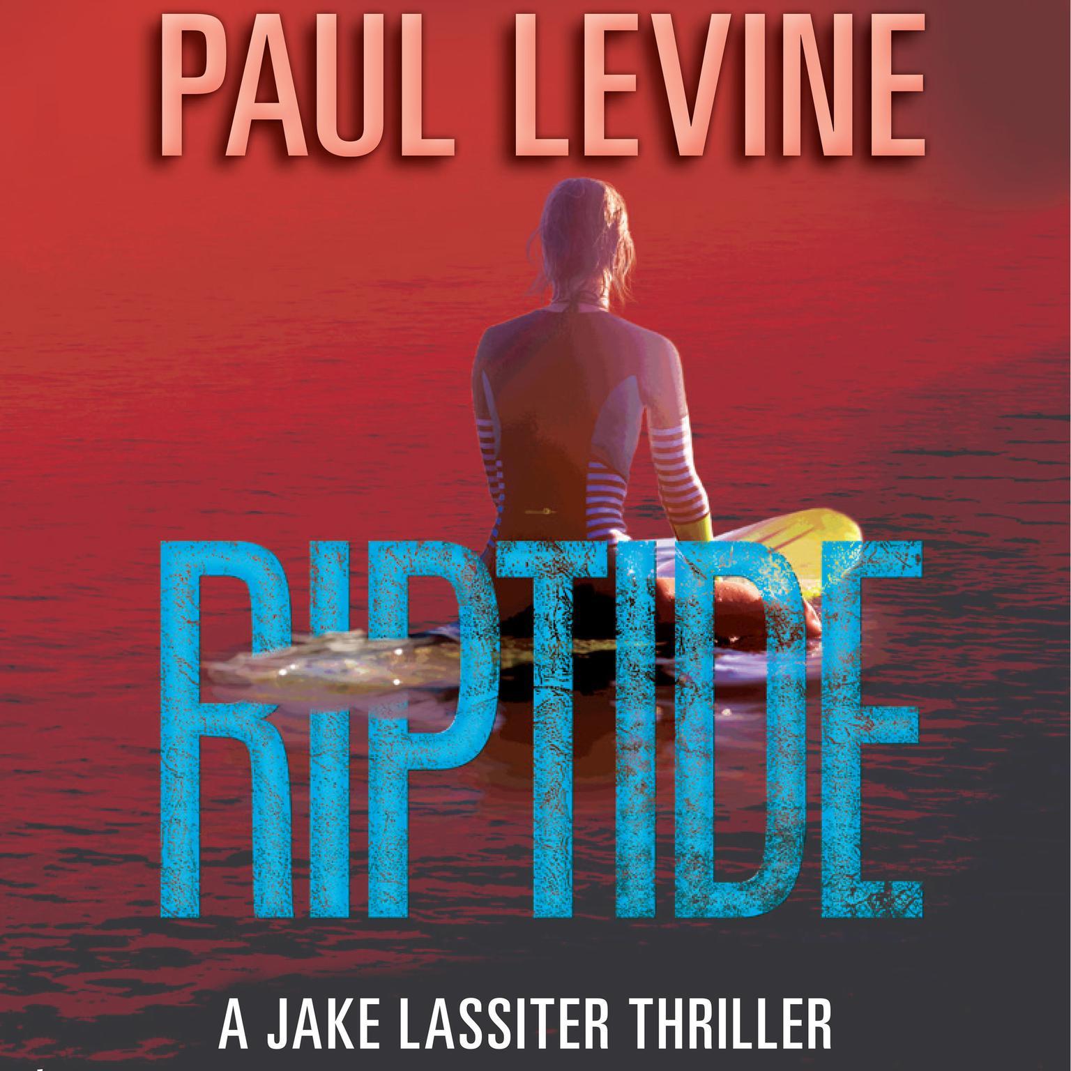 Printable Riptide Audiobook Cover Art