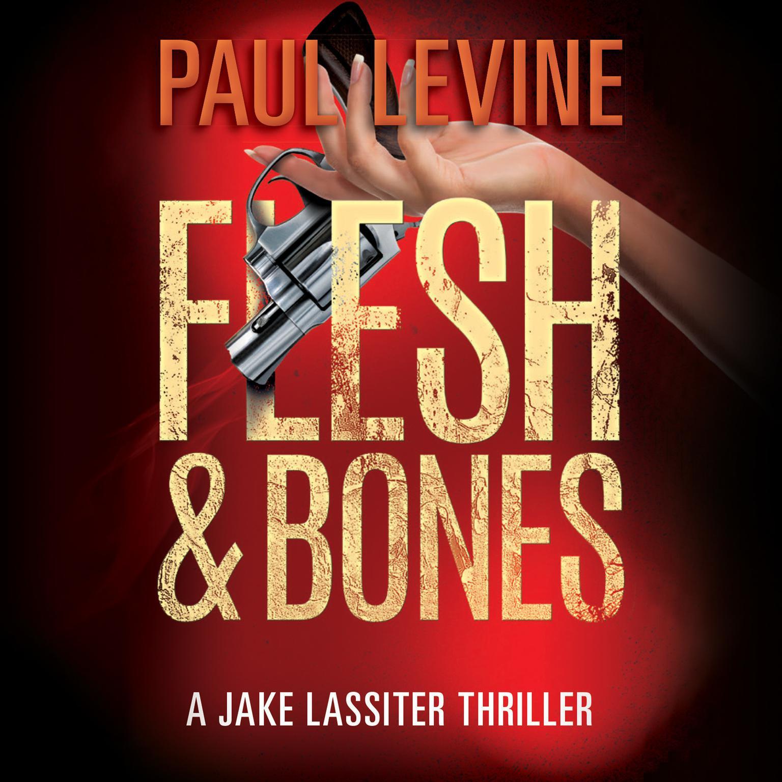 Printable Flesh & Bones Audiobook Cover Art