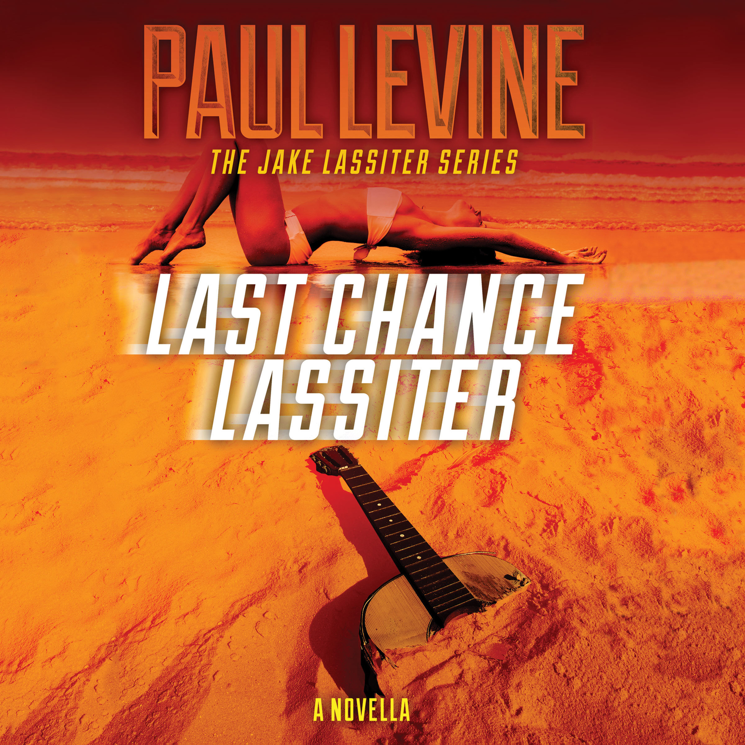 Printable Last Chance Lassiter Audiobook Cover Art