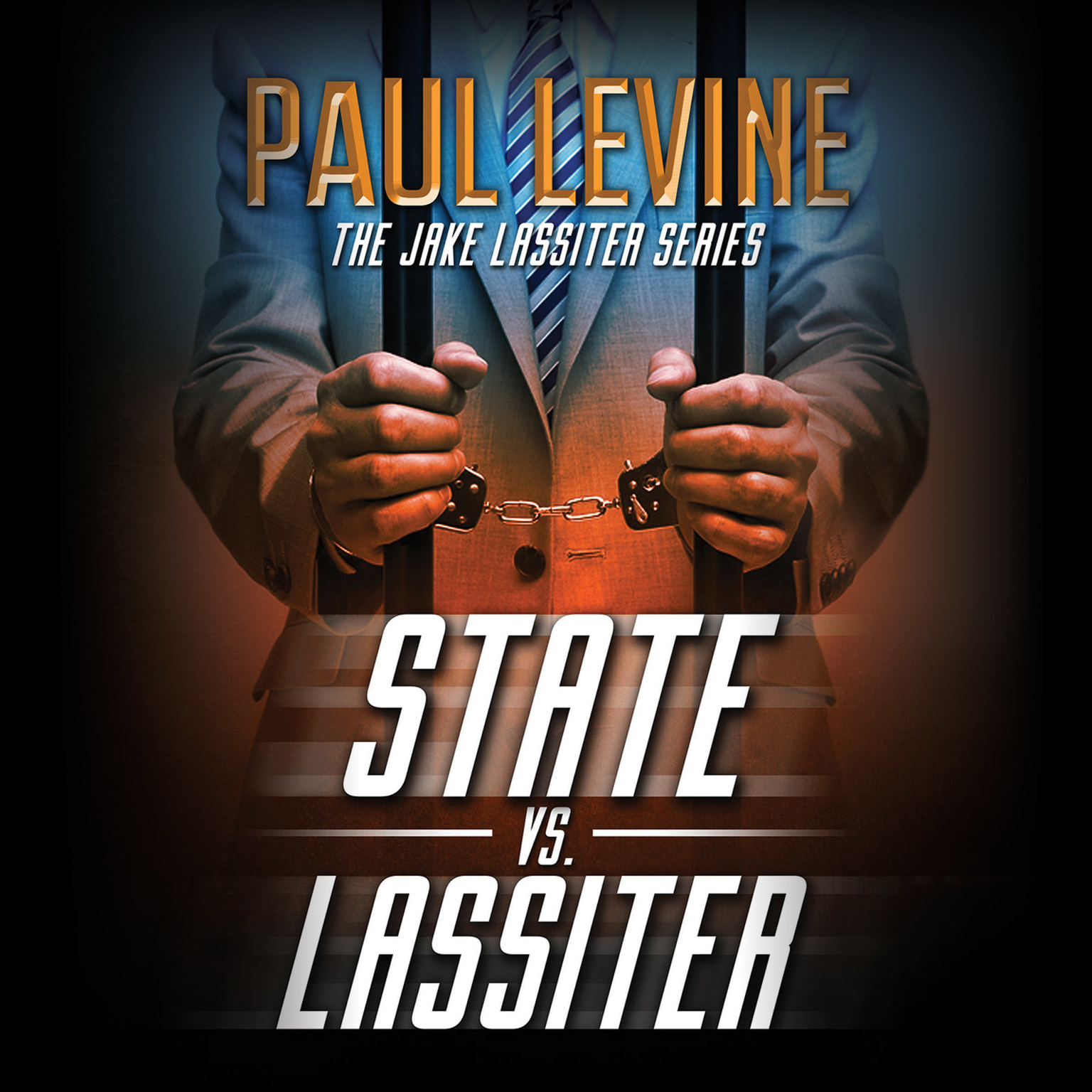 Printable State vs. Lassiter Audiobook Cover Art