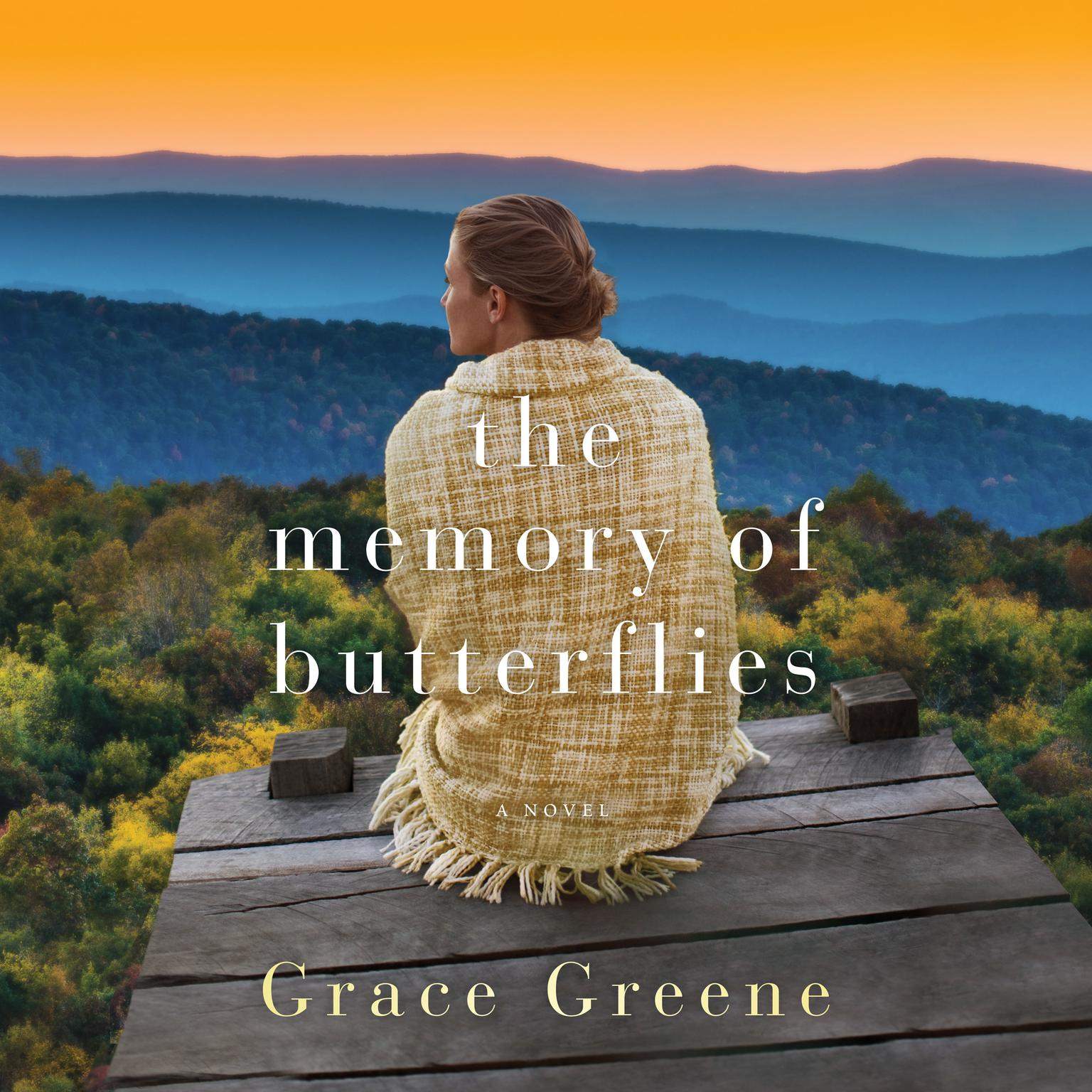 Printable The Memory of Butterflies: A Novel Audiobook Cover Art