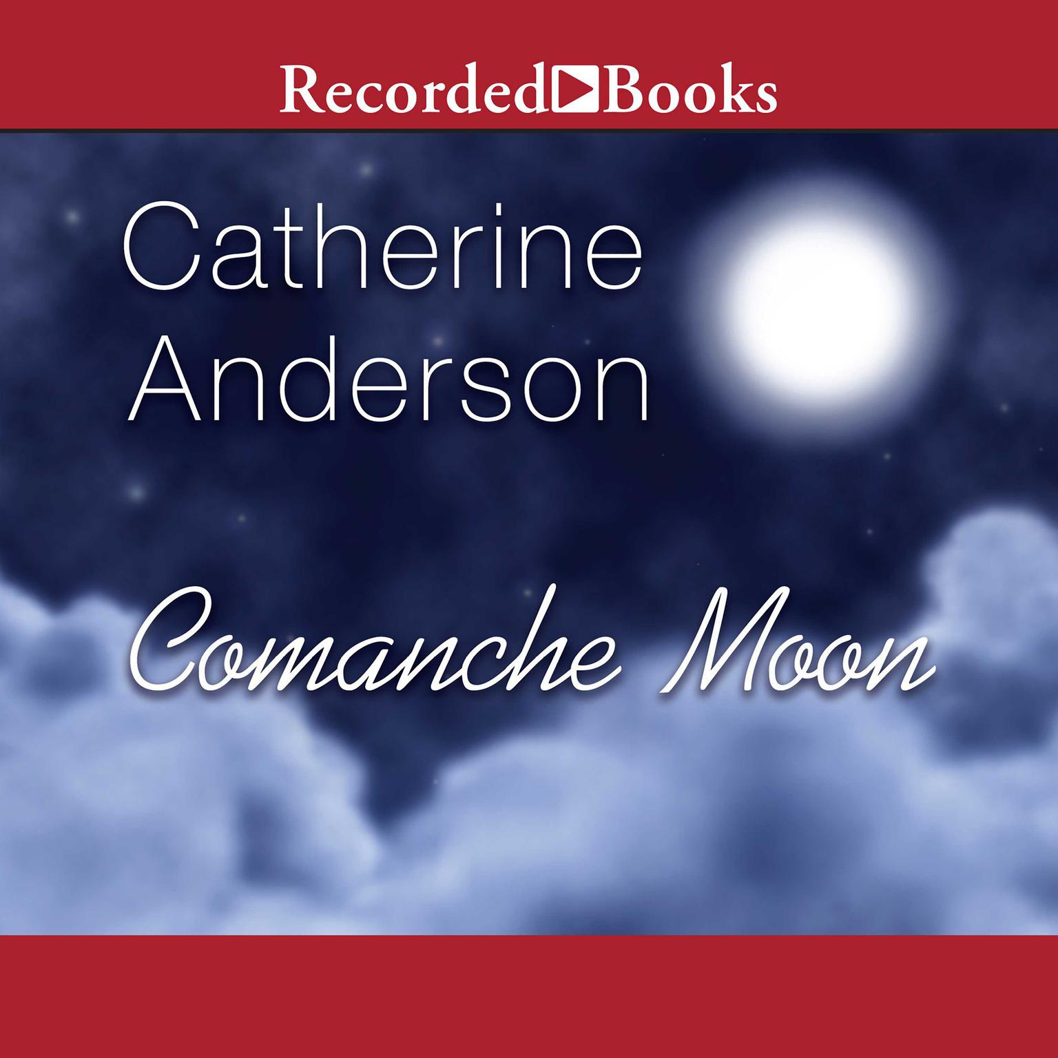 Printable Comanche Moon Audiobook Cover Art