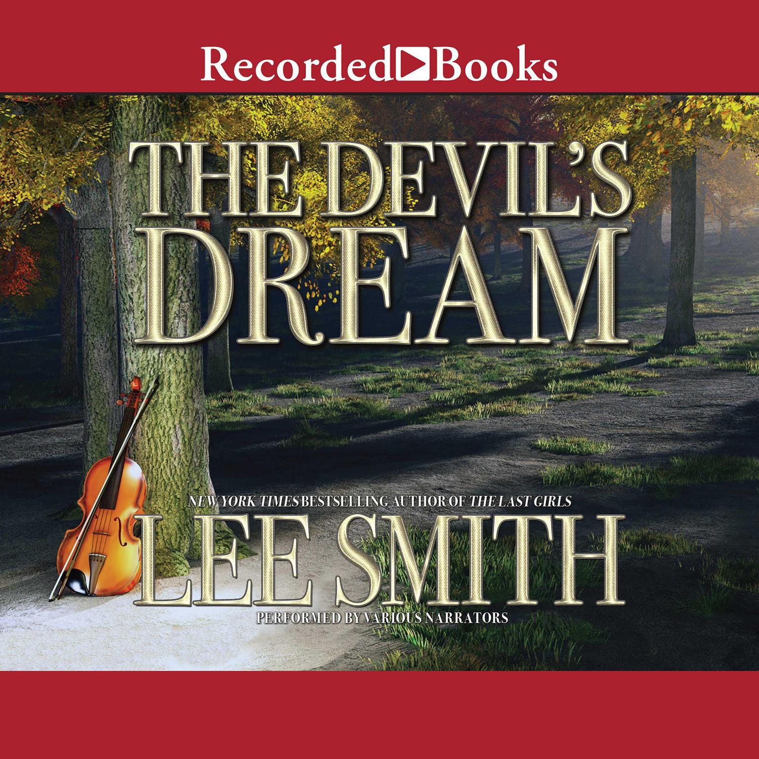 Printable The Devil's Dream Audiobook Cover Art