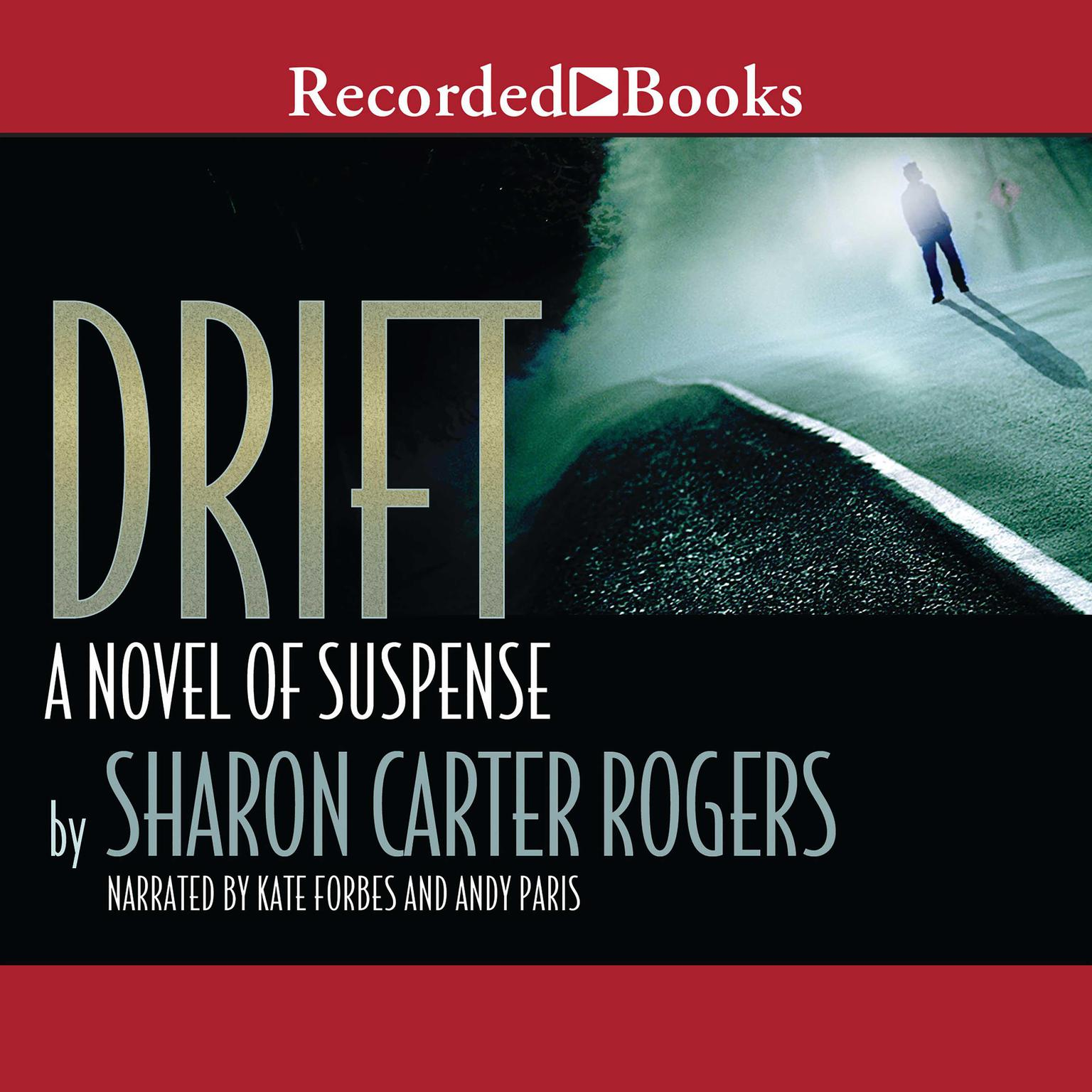 Printable Drift Audiobook Cover Art