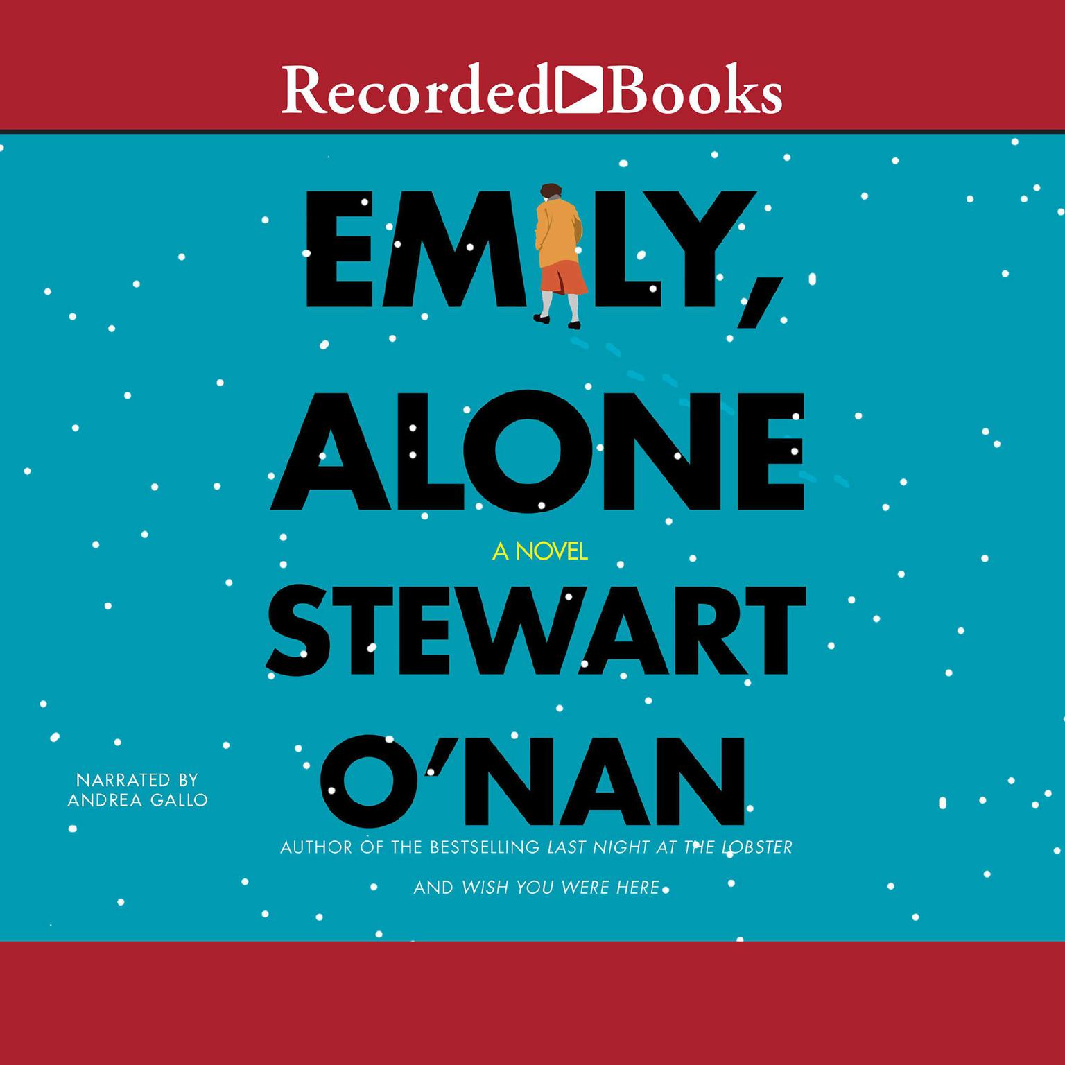 Printable Emily, Alone: A Novel Audiobook Cover Art