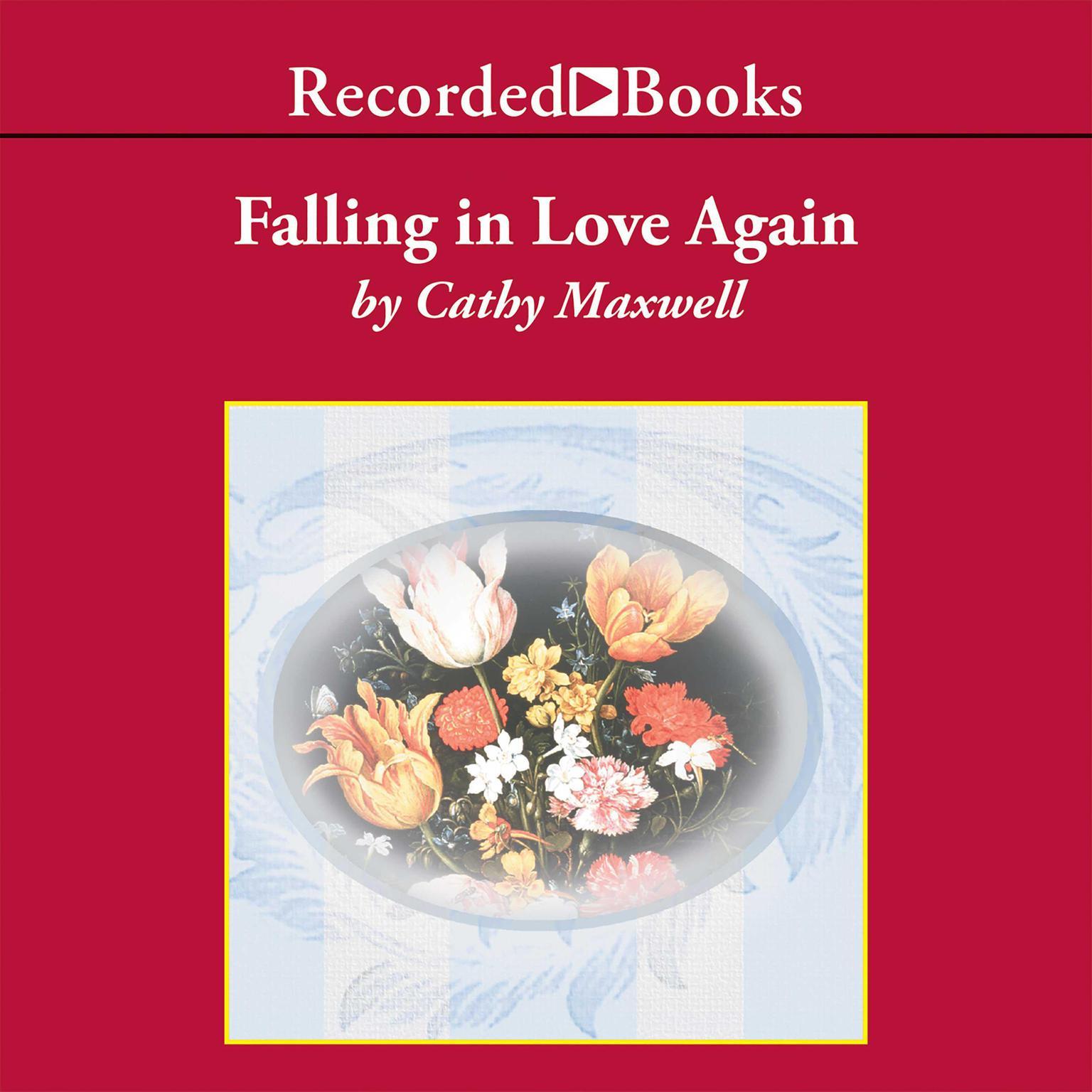 Printable Falling in Love Again Audiobook Cover Art