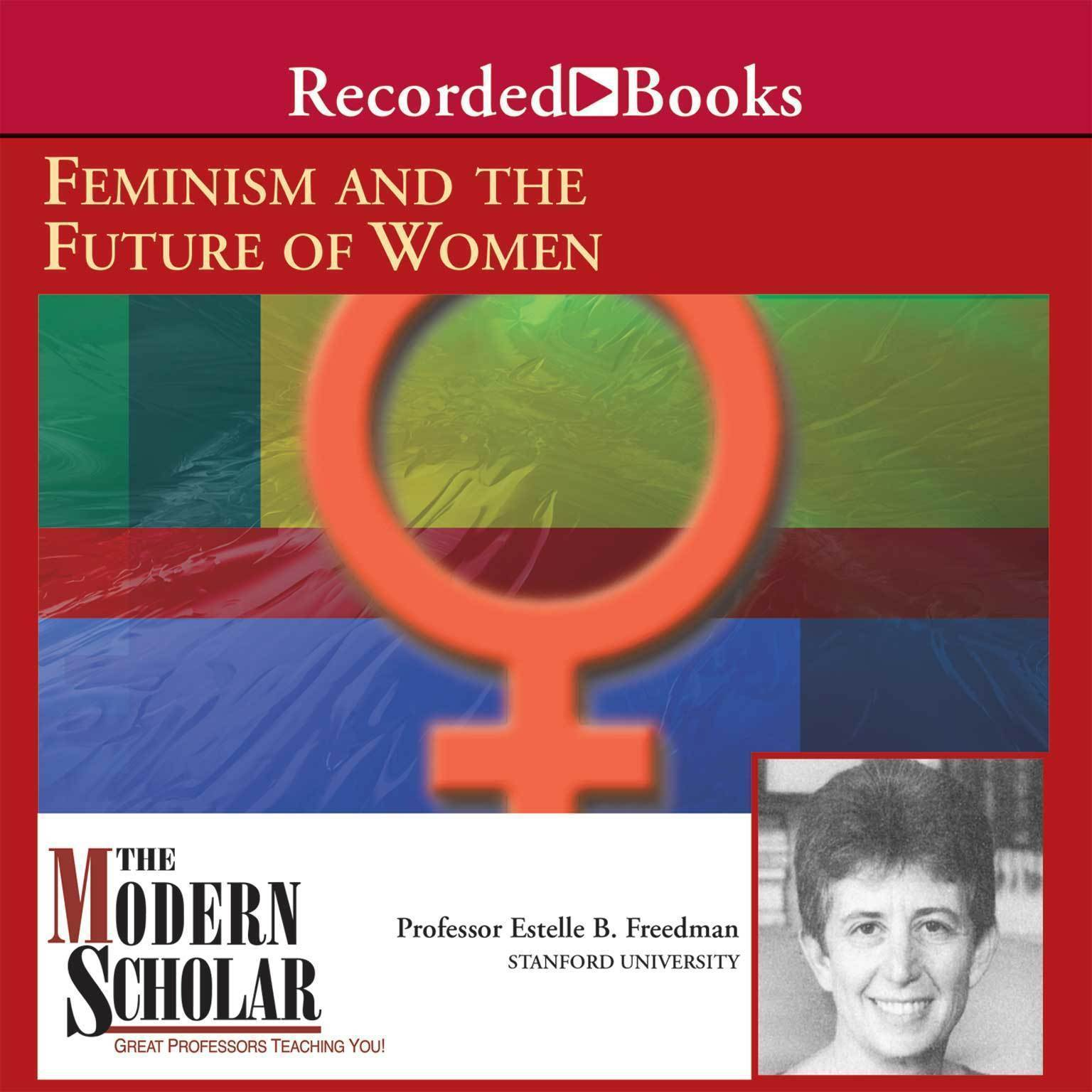 Printable Feminism and The Future of Women Audiobook Cover Art