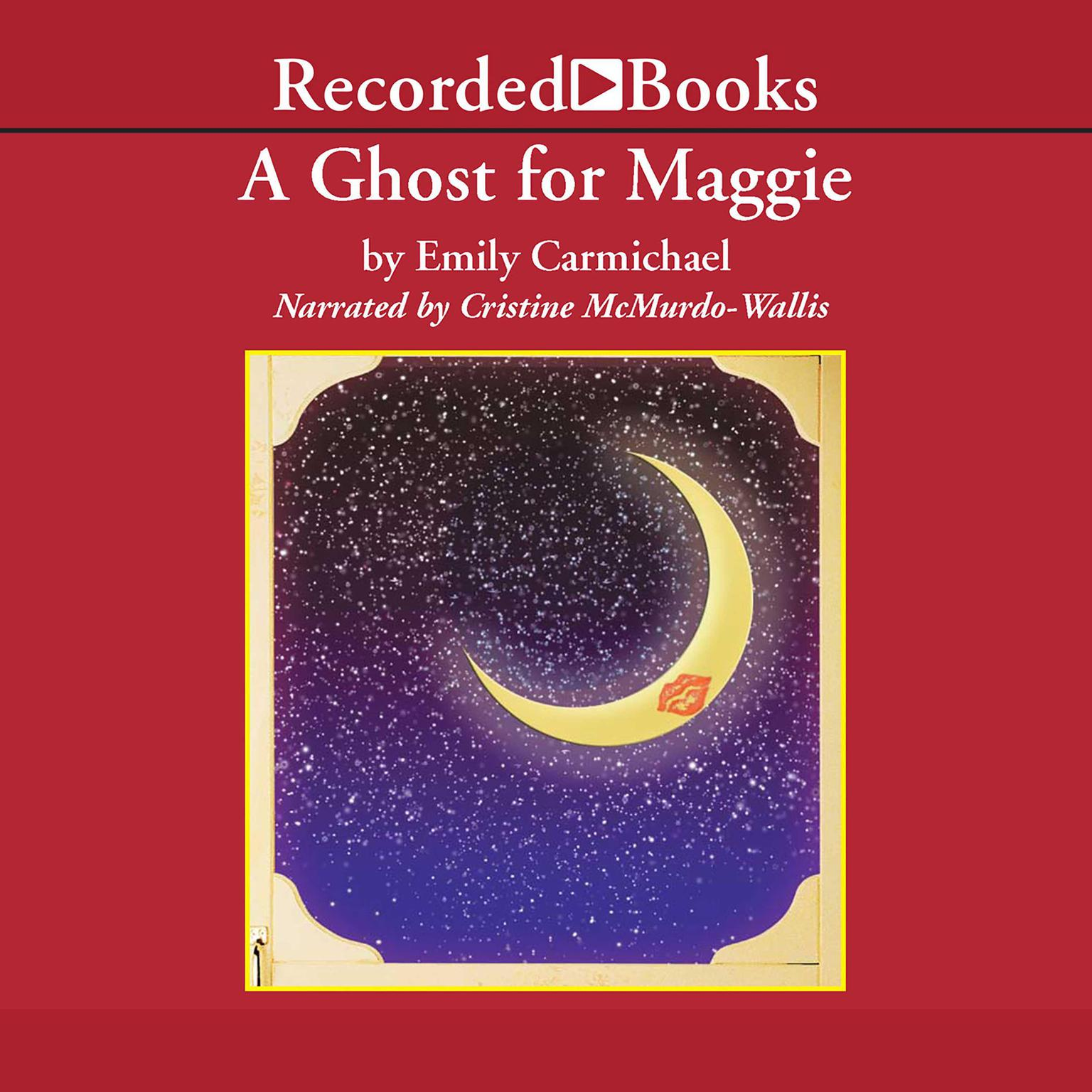Printable A Ghost for Maggie Audiobook Cover Art