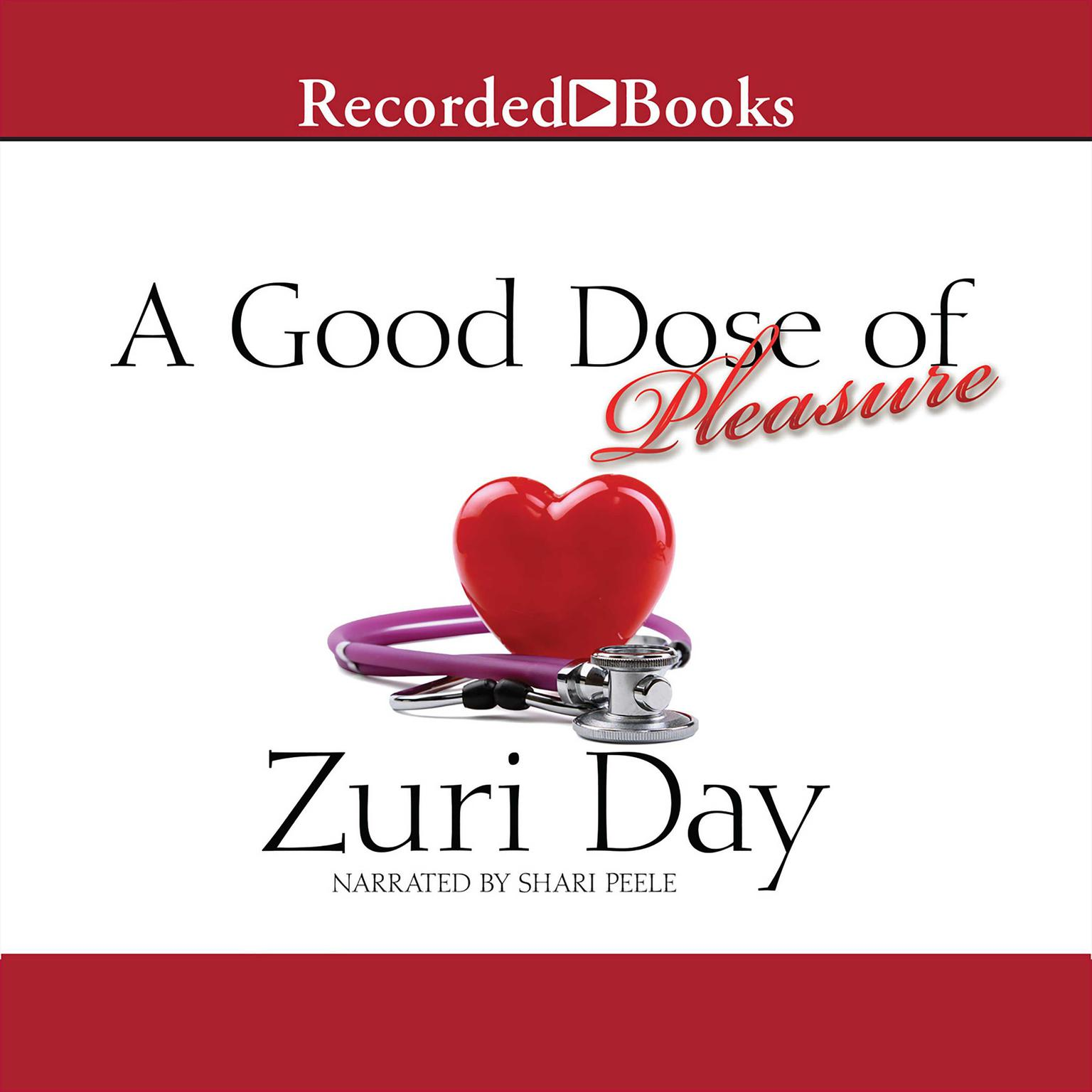 Printable A Good Dose of Pleasure Audiobook Cover Art