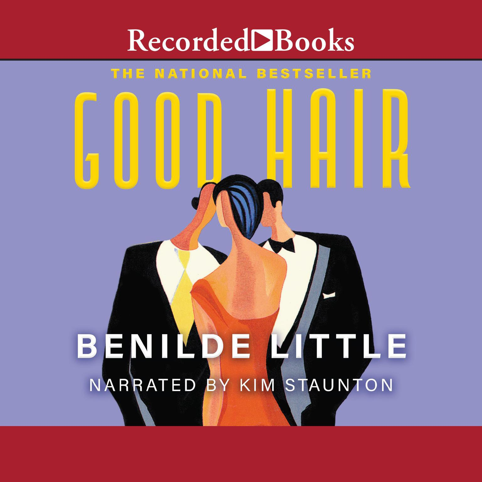 Printable Good Hair Audiobook Cover Art