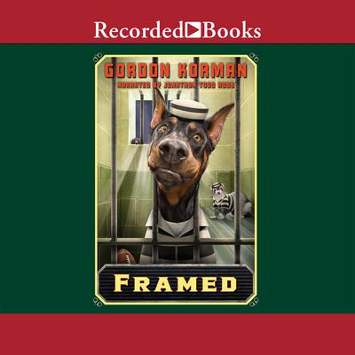 Framed Audiobook, by Gordon Korman