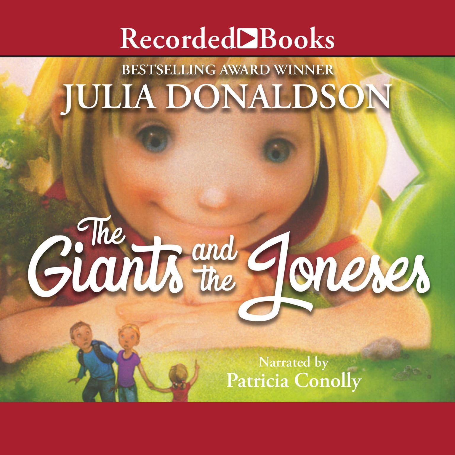 Printable The Giants and the Joneses Audiobook Cover Art