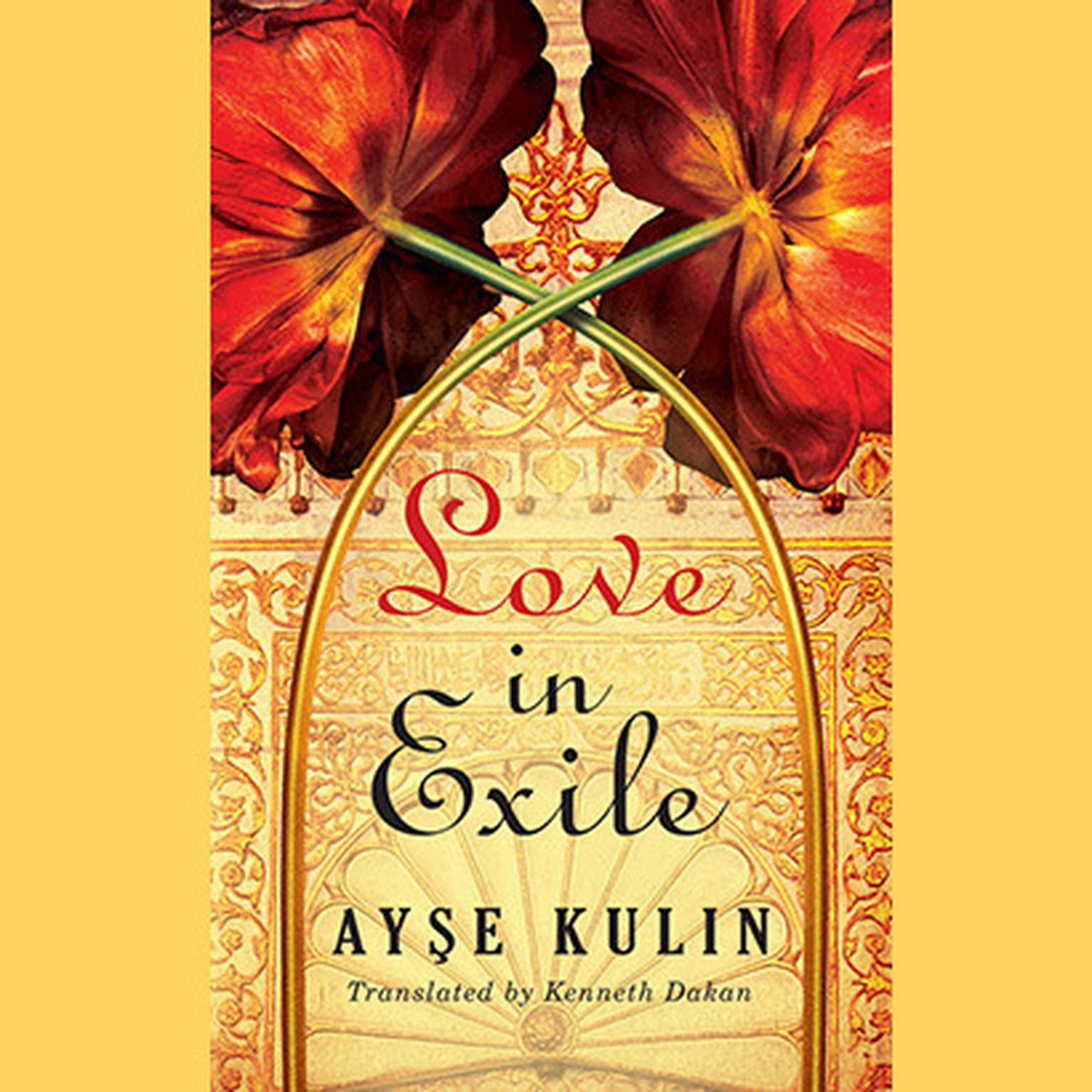Printable Love in Exile Audiobook Cover Art