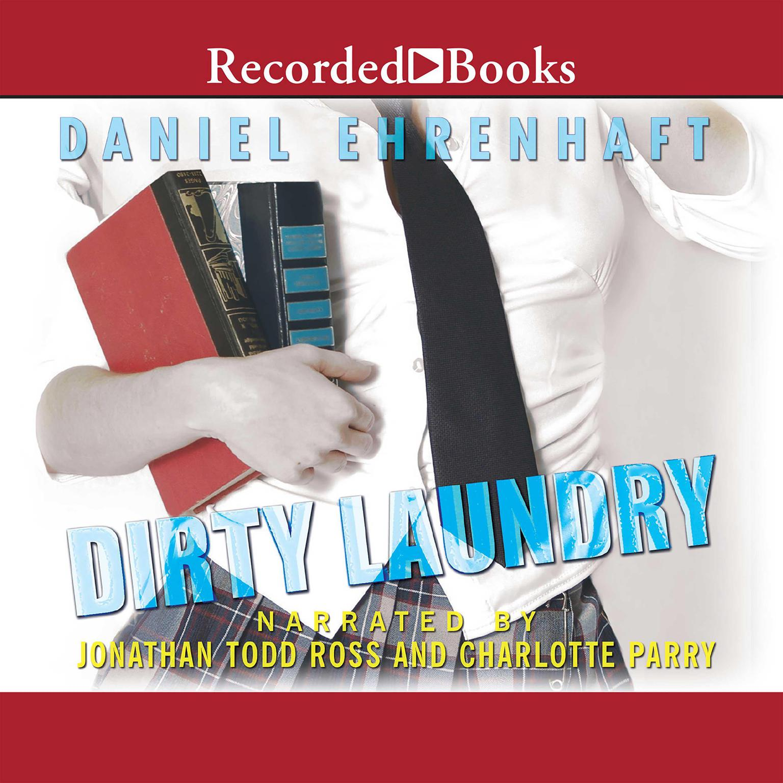 Printable Dirty Laundry Audiobook Cover Art