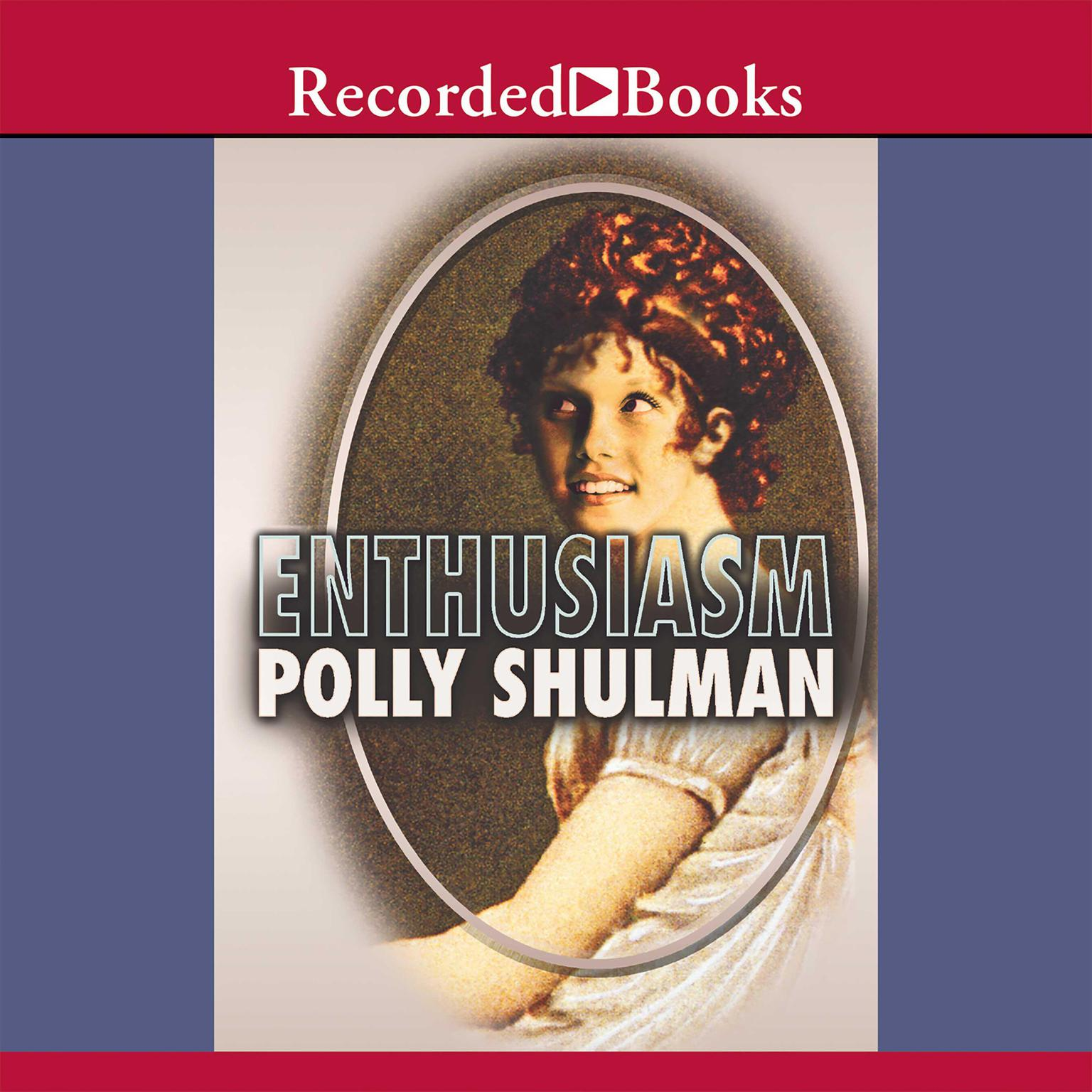 Printable Enthusiasm Audiobook Cover Art