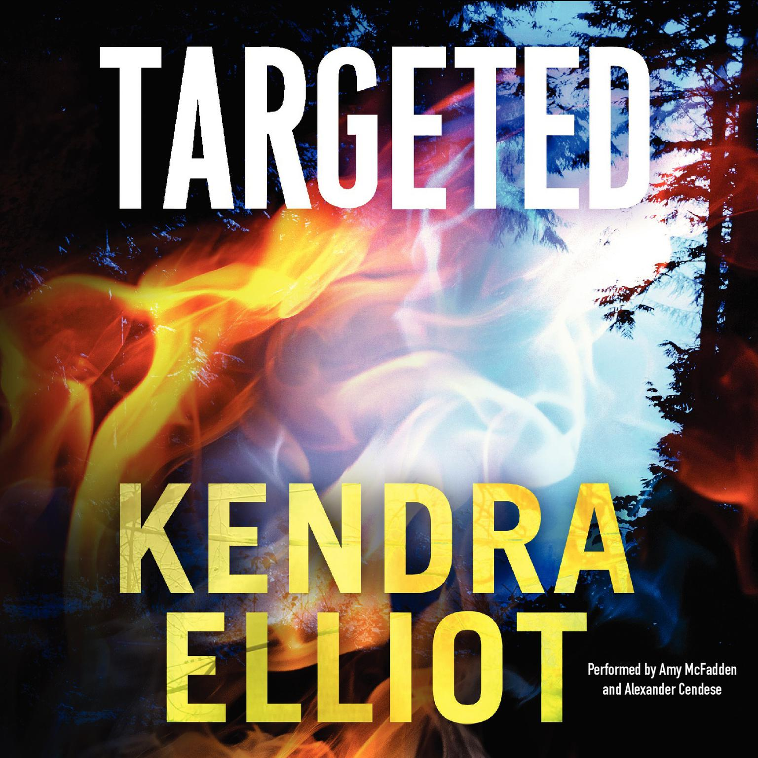 Printable Targeted Audiobook Cover Art